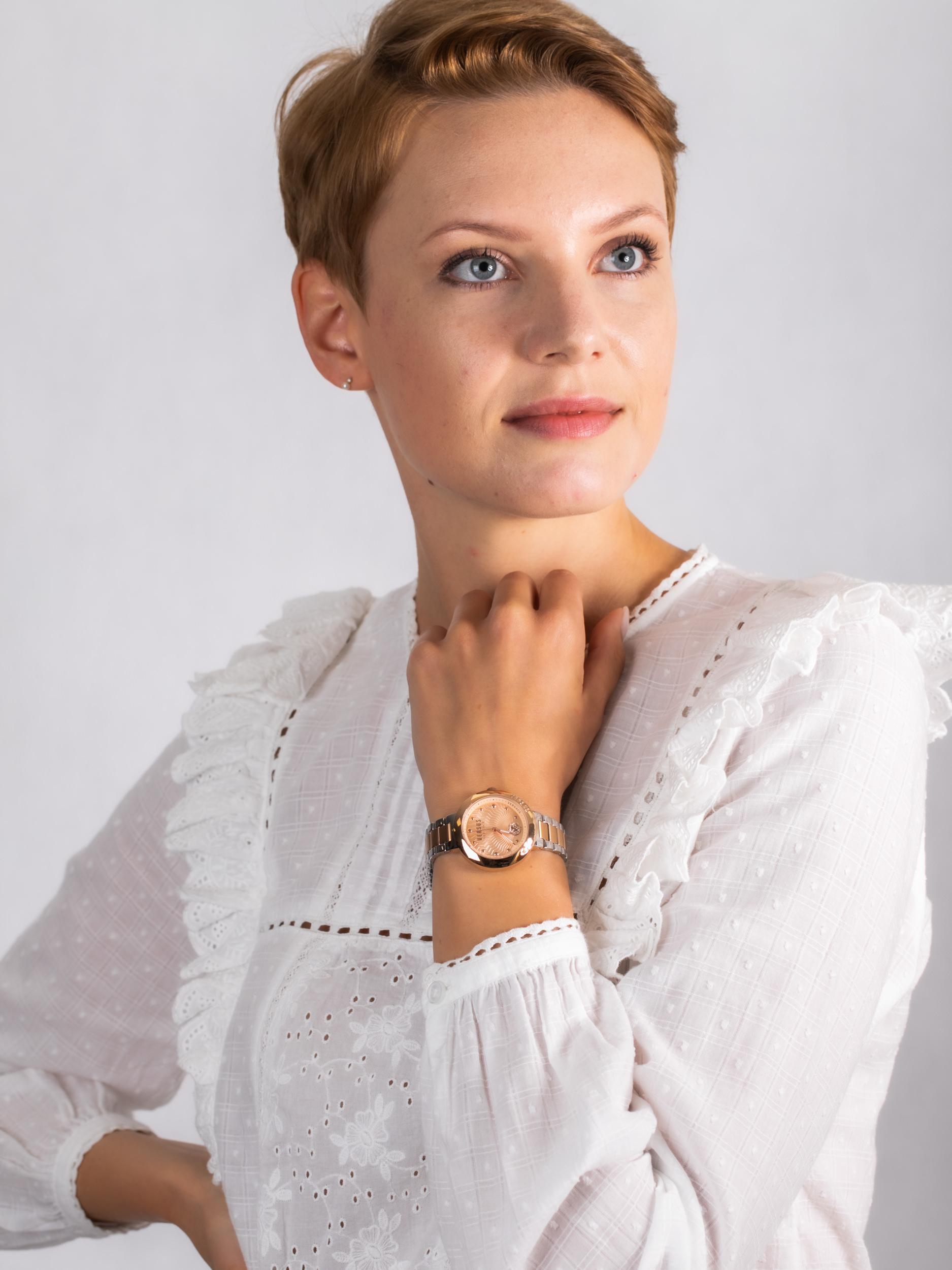 Versus Versace VSP370617 zegarek damski Damskie
