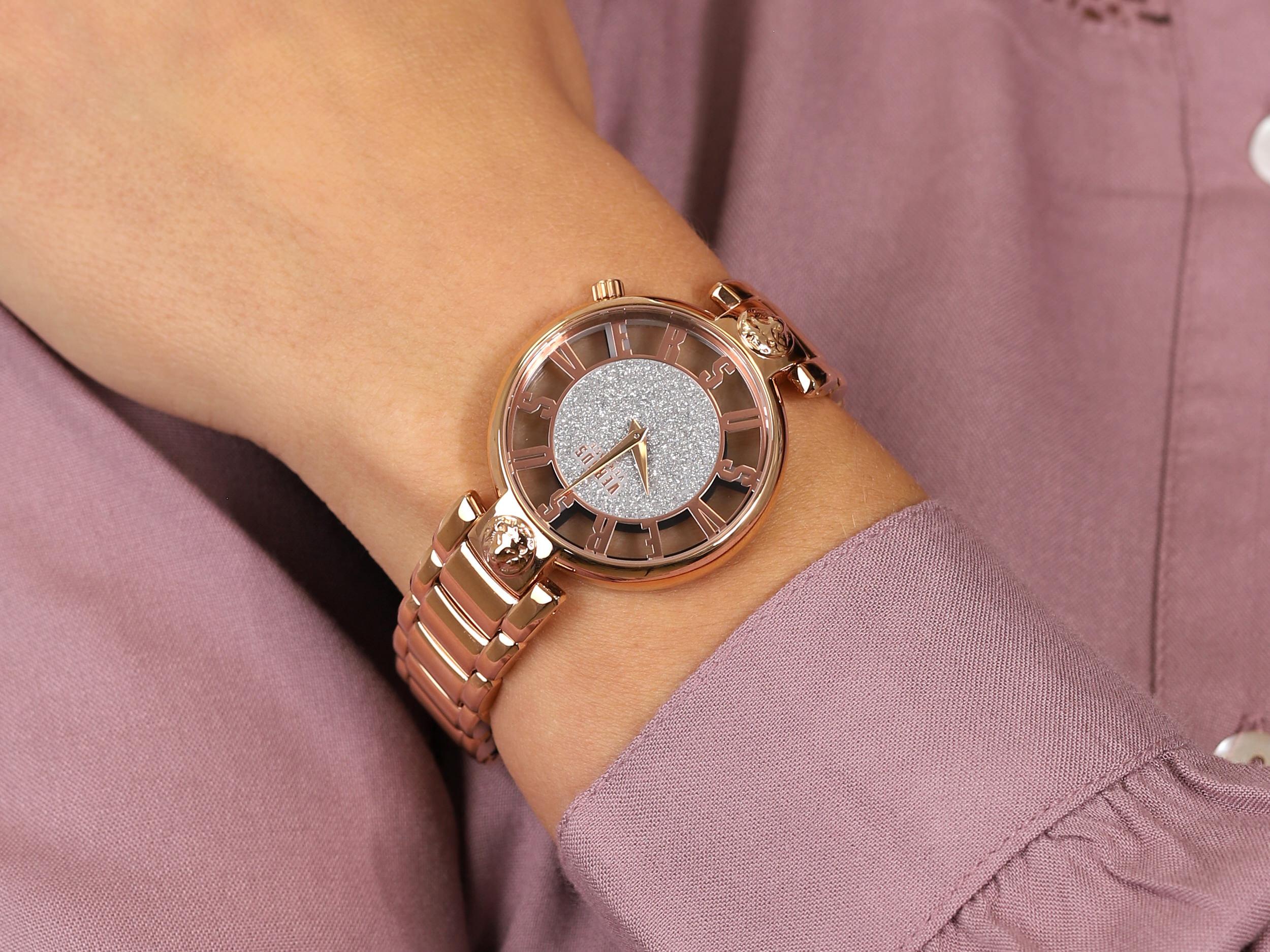 Versus Versace VSP491519 KIRSTENHOF zegarek fashion/modowy Damskie