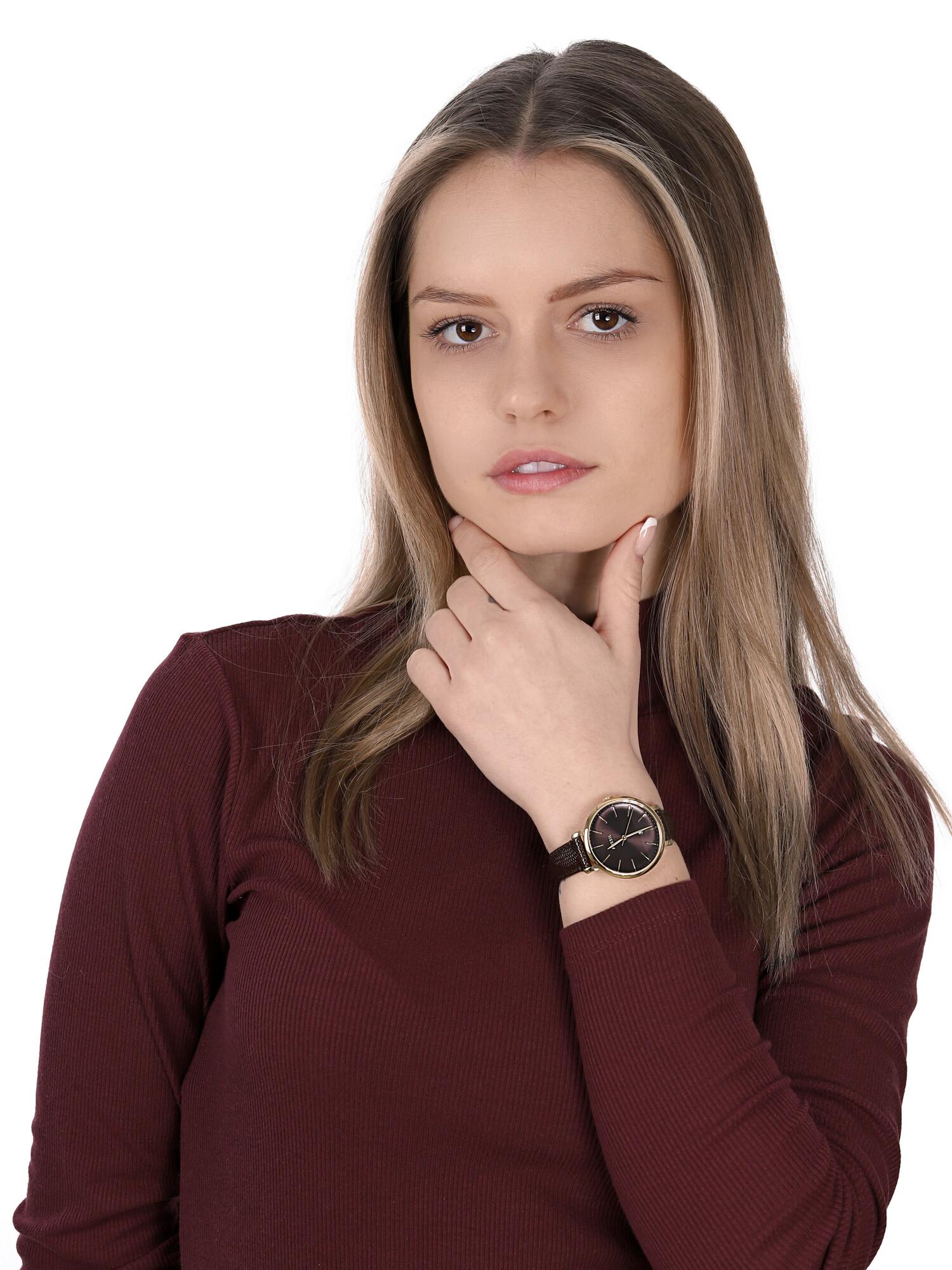 zegarek Fossil ES4969 kwarcowy damski Jacqueline JACQUELINE