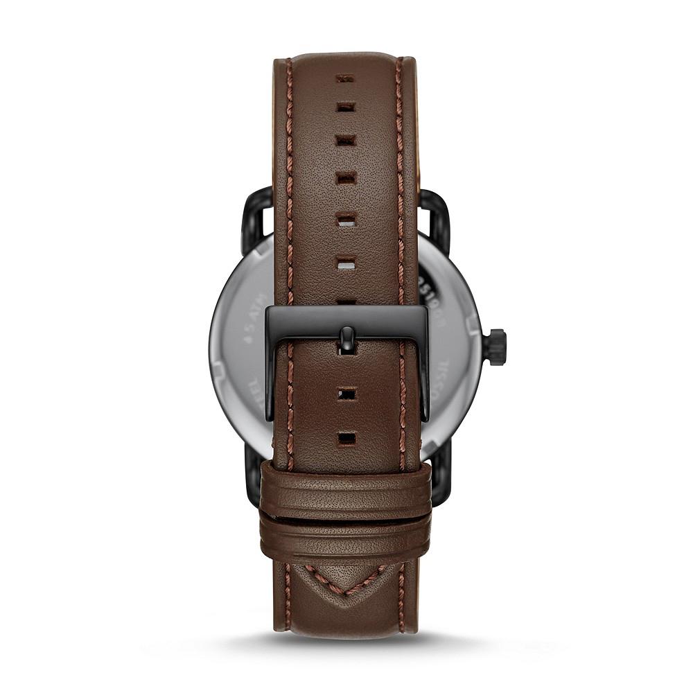 Fossil FS5666 męski zegarek Copeland pasek