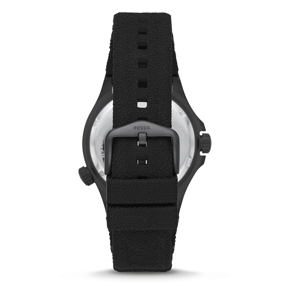 Fossil LE1107 męski zegarek FB-GMT pasek