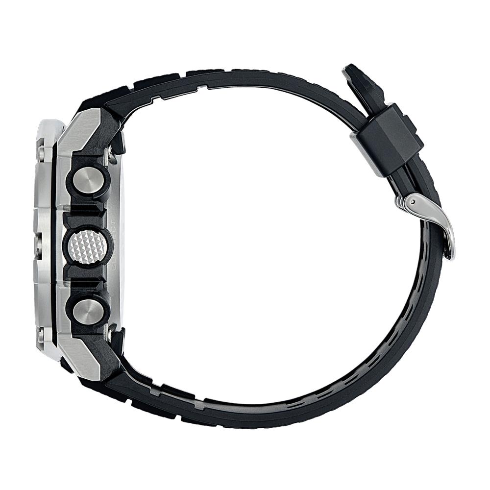 zegarek G-SHOCK GST-B300S-1AER srebrny G-SHOCK G-STEEL