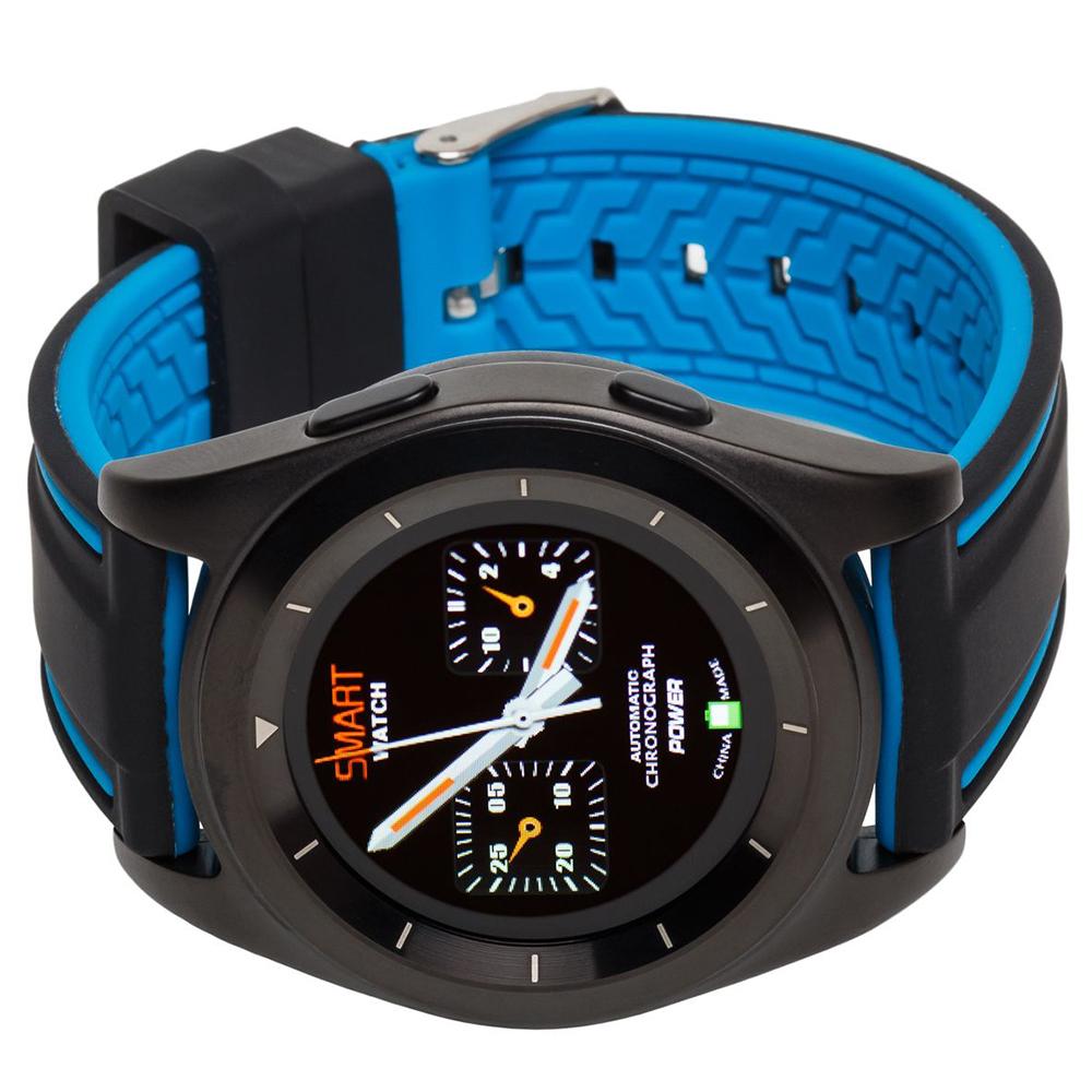 zegarek Garett 5906874848258 męski z krokomierz Męskie