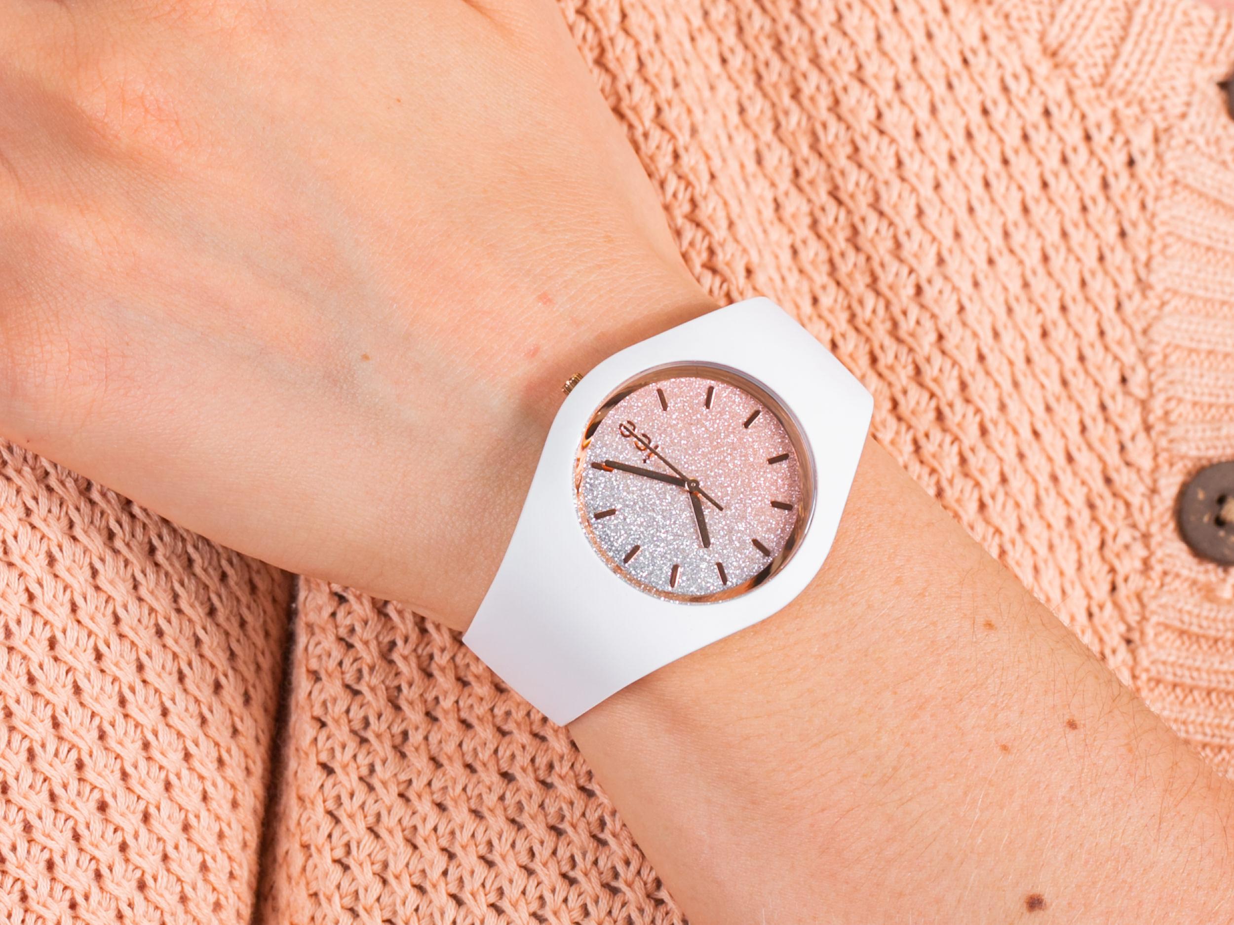 zegarek ICE Watch ICE.013431 biały ICE-Lo