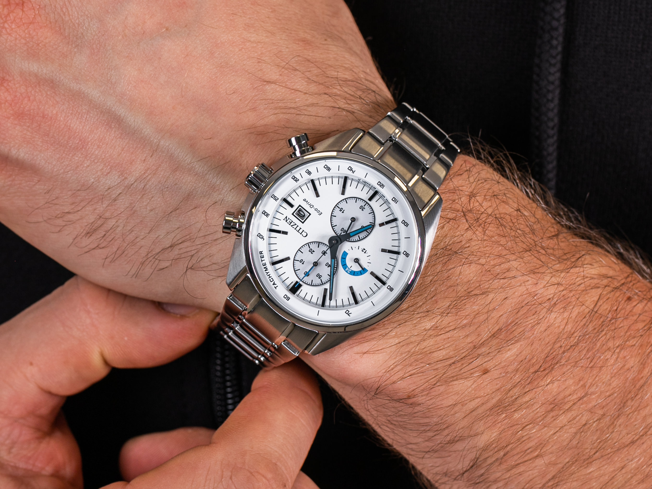 Citizen CA0590-58A zegarek klasyczny Chrono