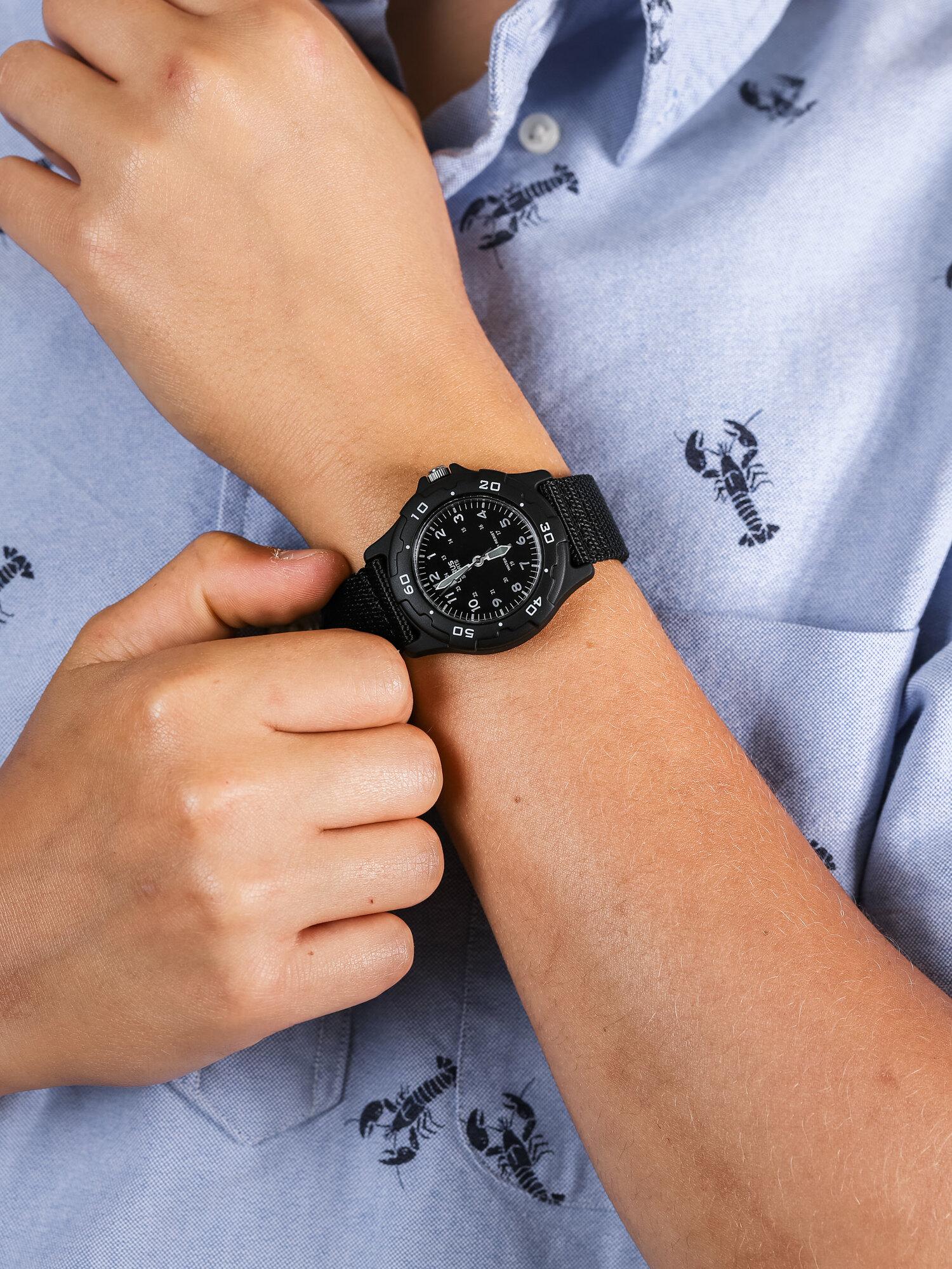 Lorus RRX89FX9 dla dzieci zegarek Dla dzieci pasek