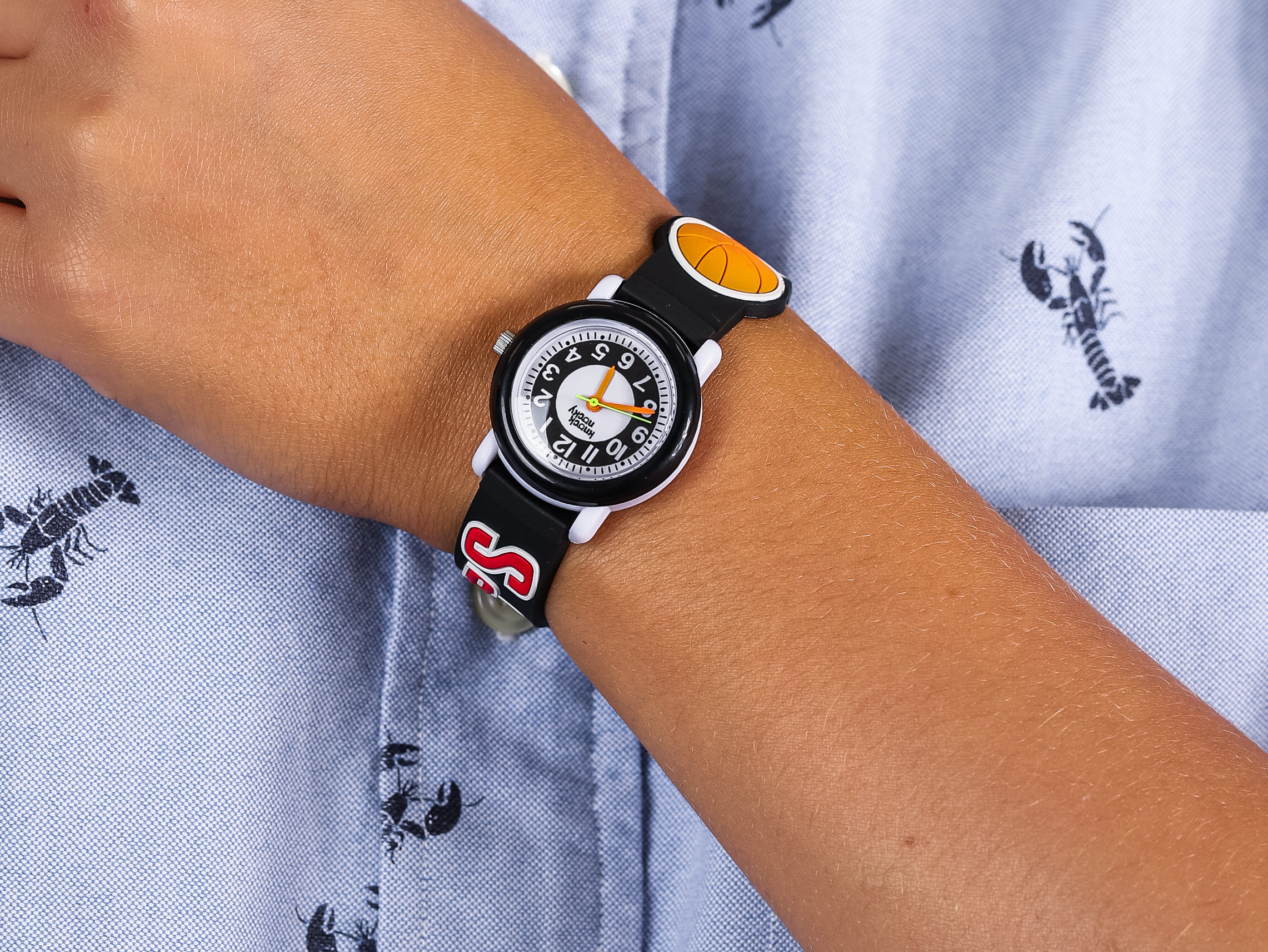 Knock Nocky JL3179101 Jelly zegarek klasyczny Jelly