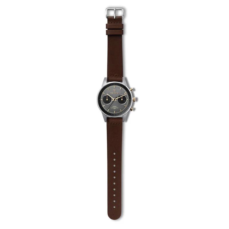 Triwa NKST103-SS010412 SMOKY NIKKI BROWN zegarek klasyczny Nikki