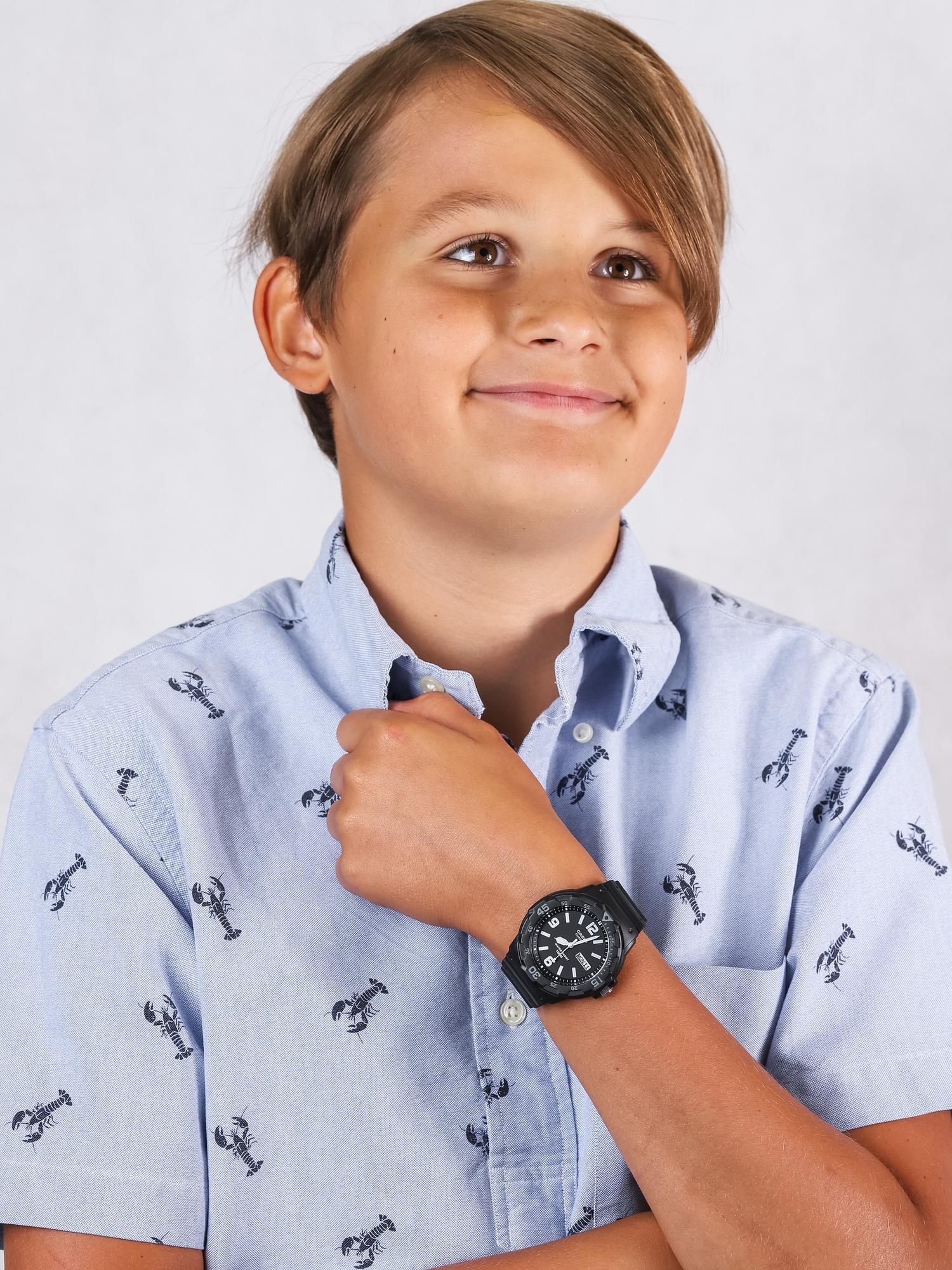 Casio MRW-200H-1B2VEF zegarek dla dzieci Sportowe