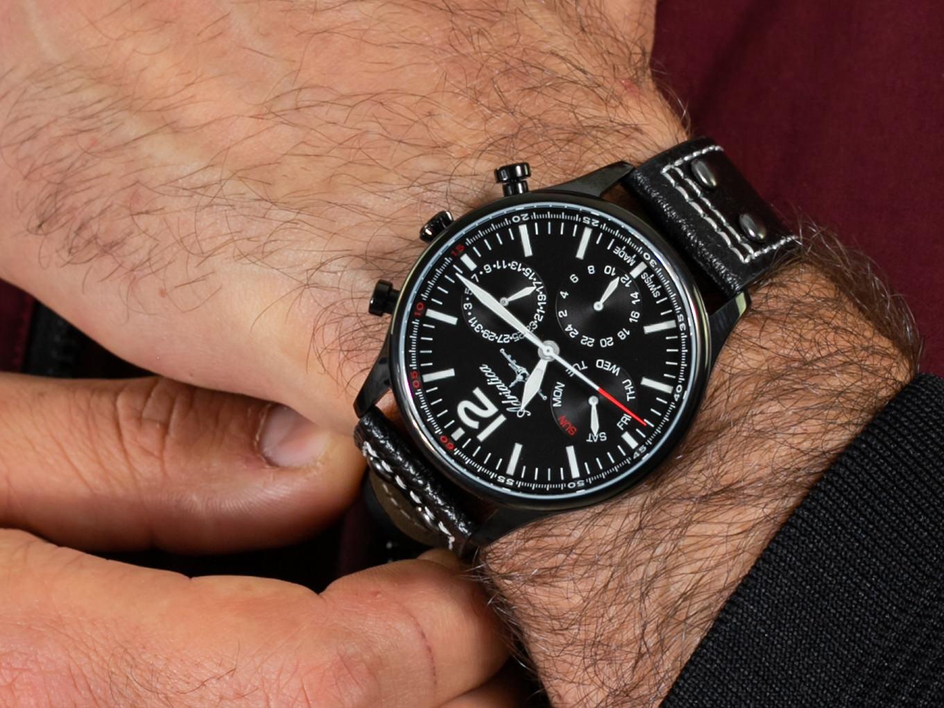 Adriatica A8268.B254QF Aviation zegarek klasyczny Pasek