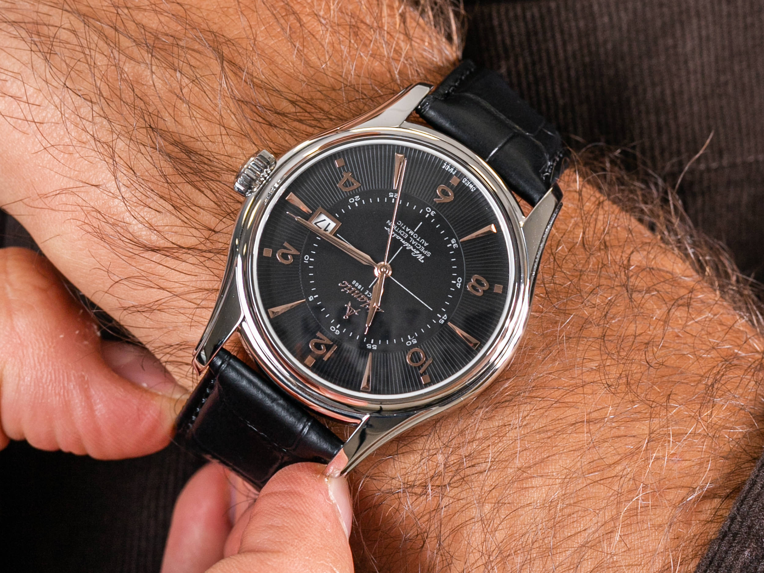 Atlantic 52752.41.65R Worldmaster1888 Special Edition zegarek klasyczny Worldmaster