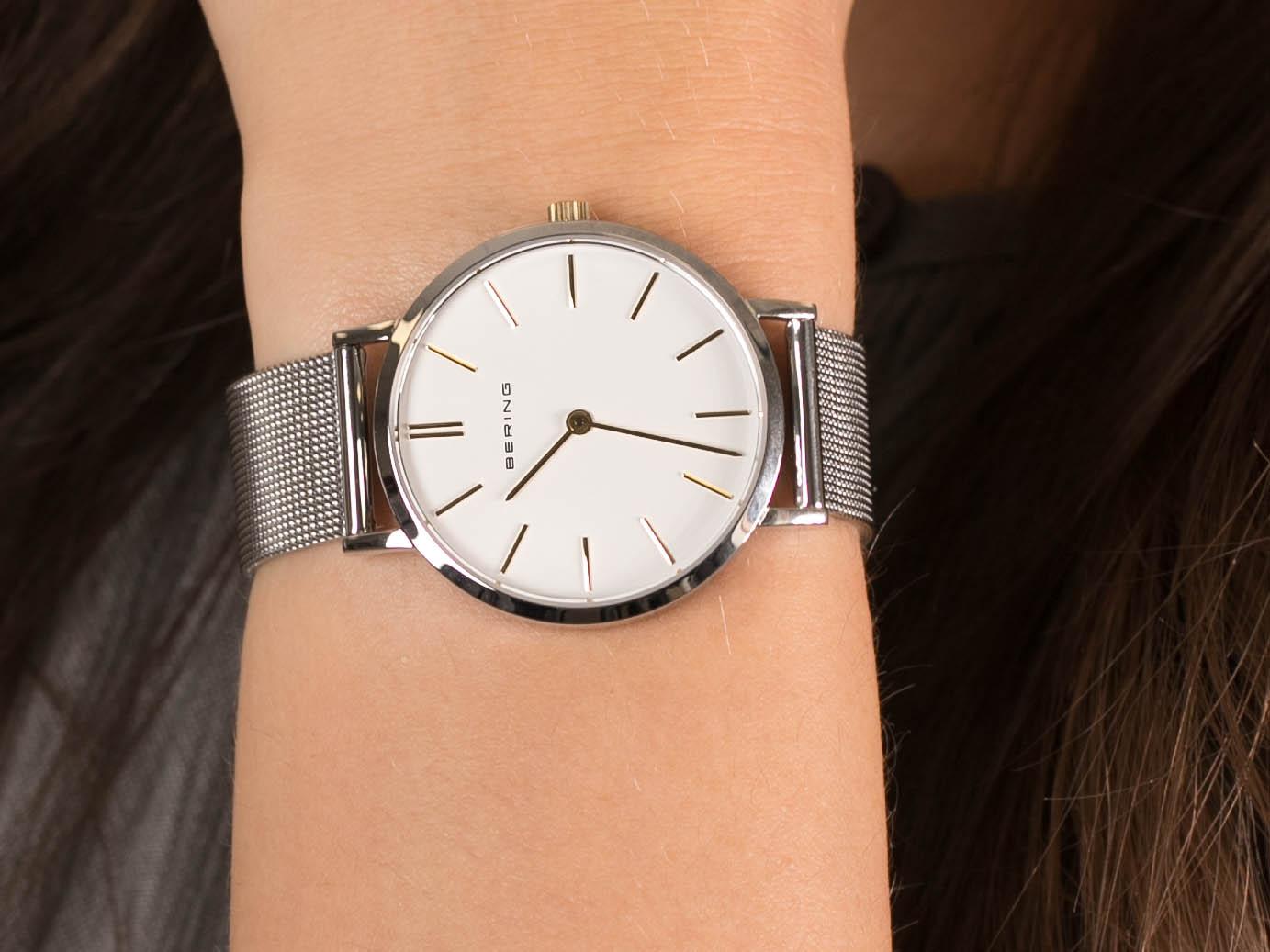 Bering 14134-001 zegarek klasyczny Classic