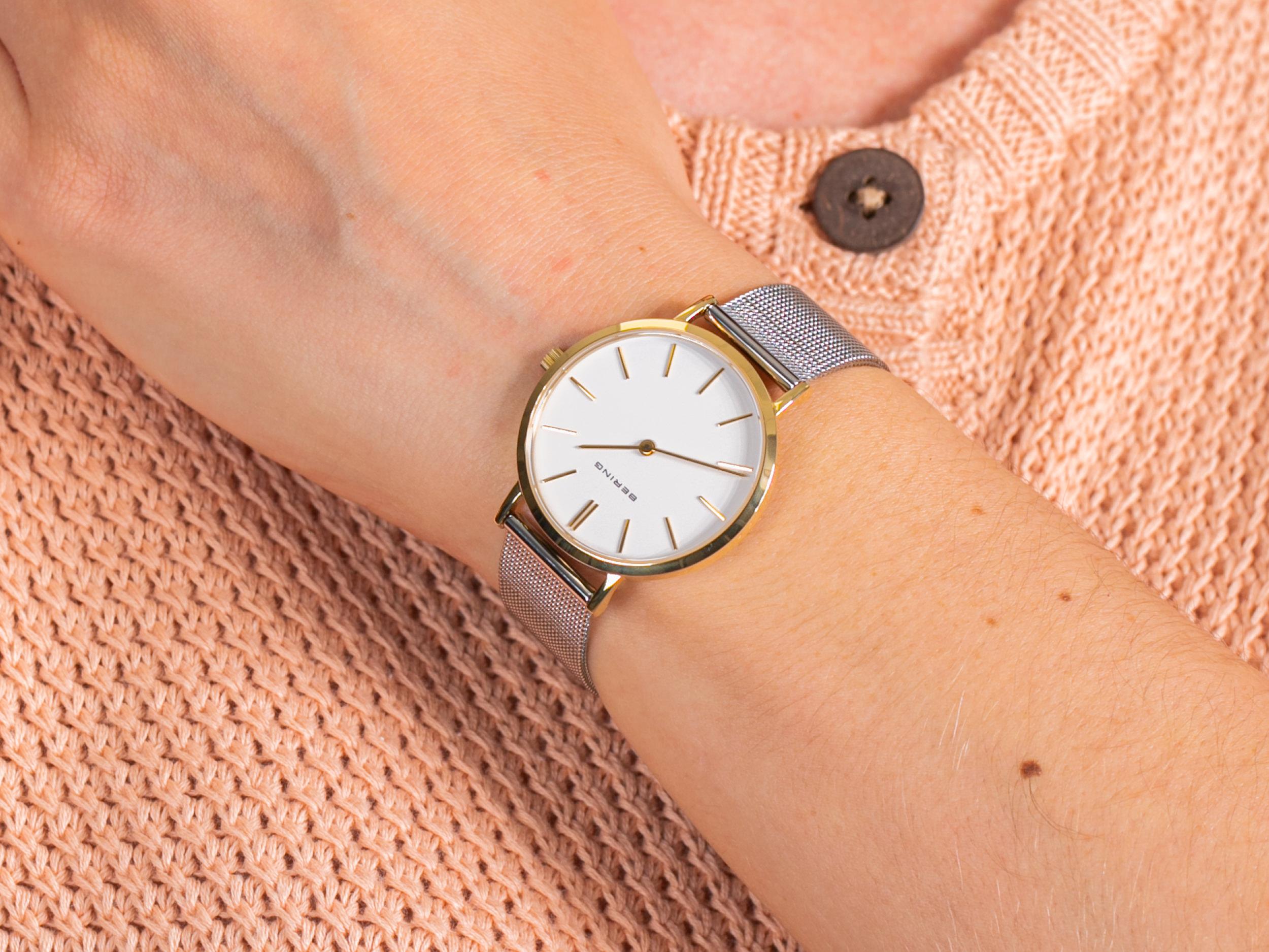 Bering 14134-014 zegarek klasyczny Classic