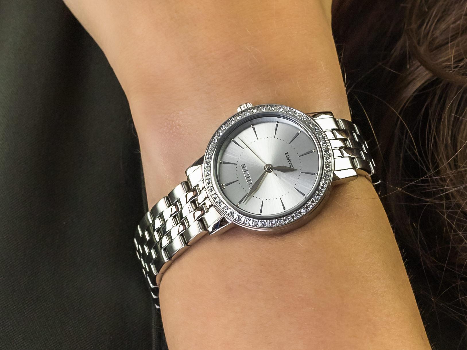 Citizen EL3040-80A zegarek klasyczny Elegance