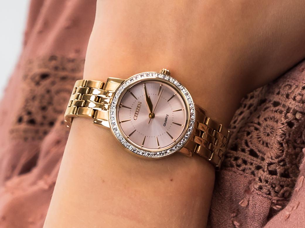 Citizen EL3043-81X zegarek klasyczny Elegance