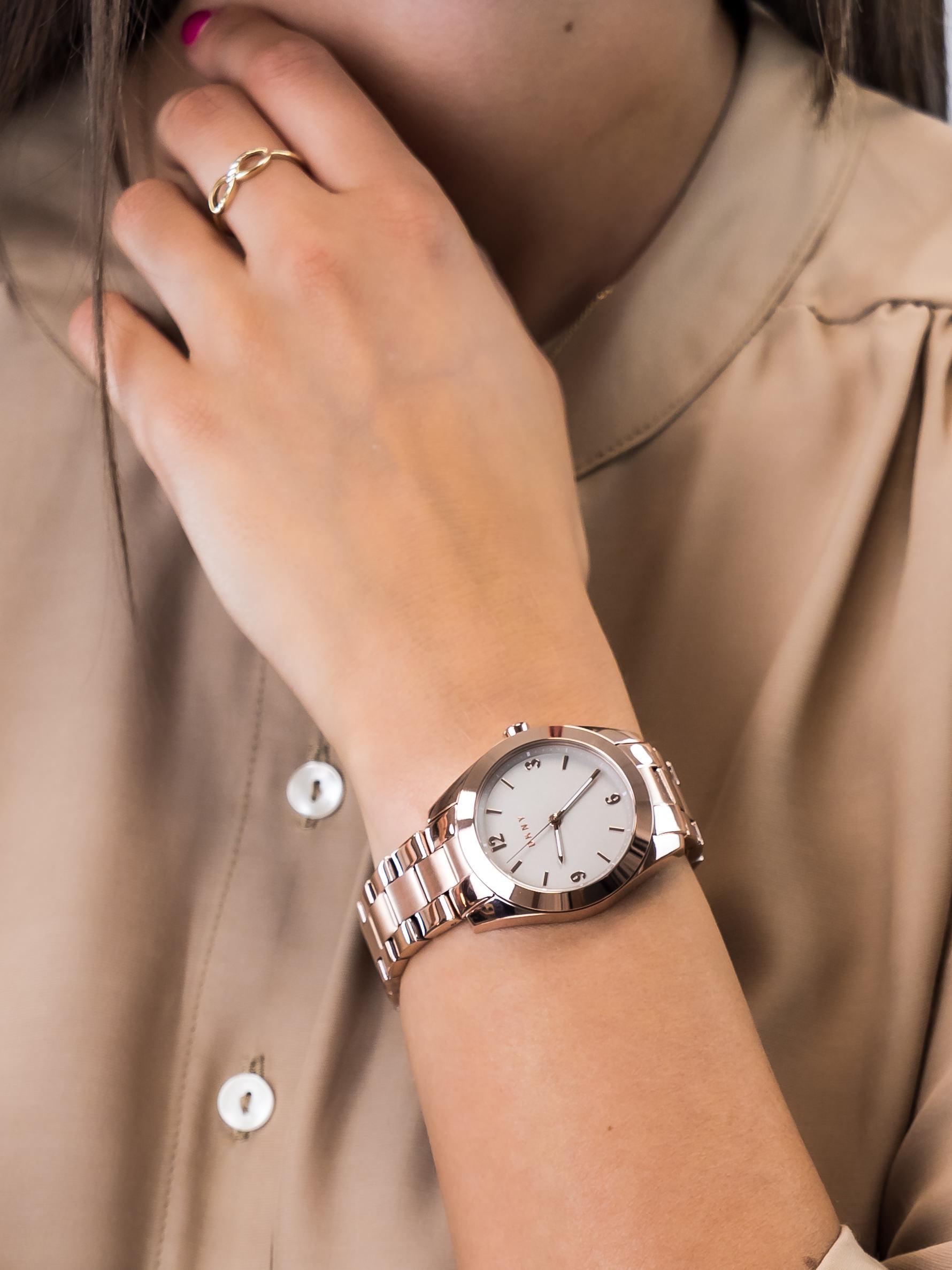 DKNY NY2874 damski zegarek Bransoleta bransoleta