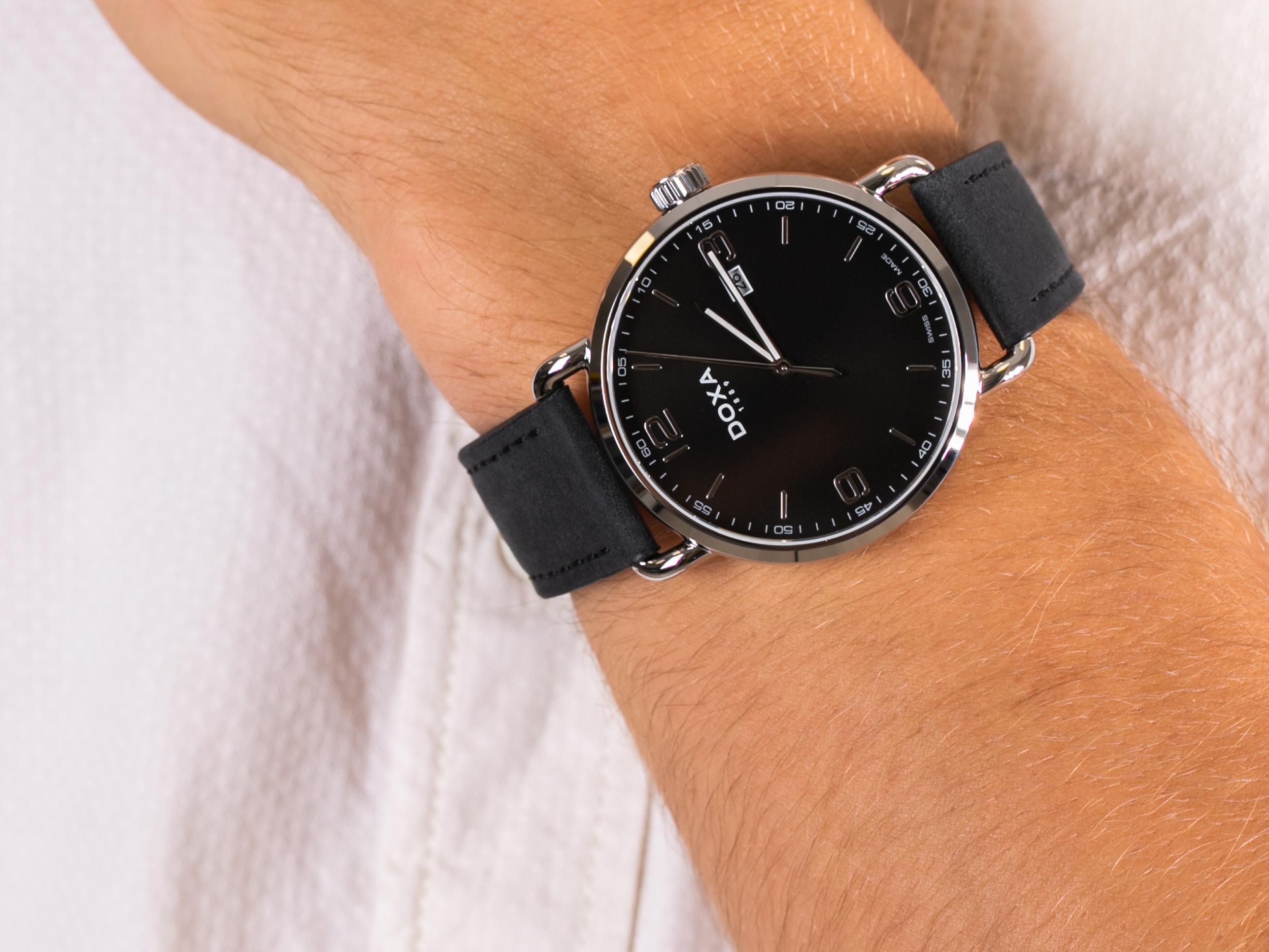 Doxa 180.10.103.01 zegarek klasyczny D-Concept