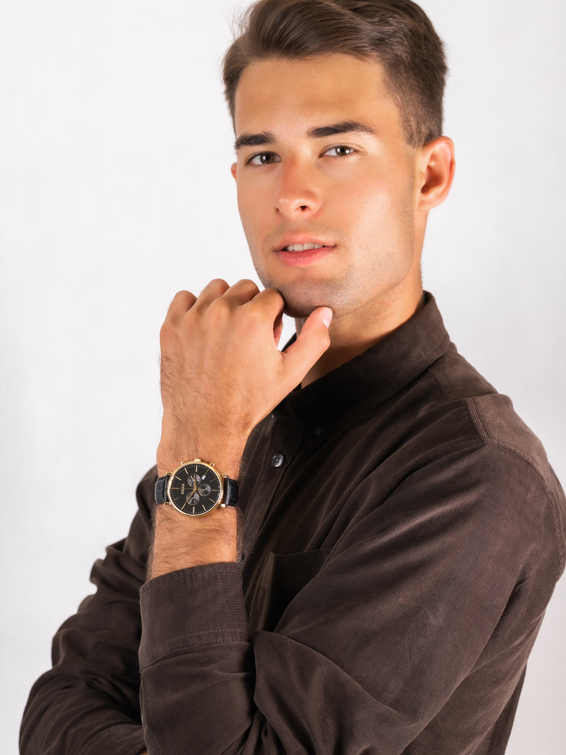 Doxa 172.30.101.01 zegarek męski D-Light