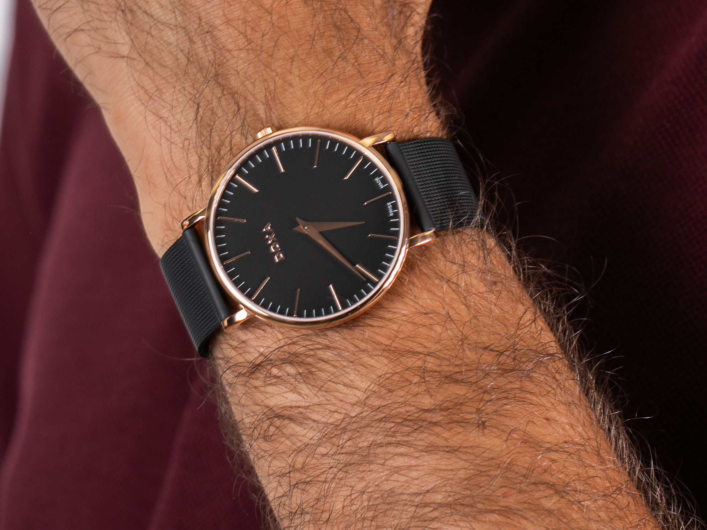 Doxa 173.90.101M.15 zegarek klasyczny D-Light