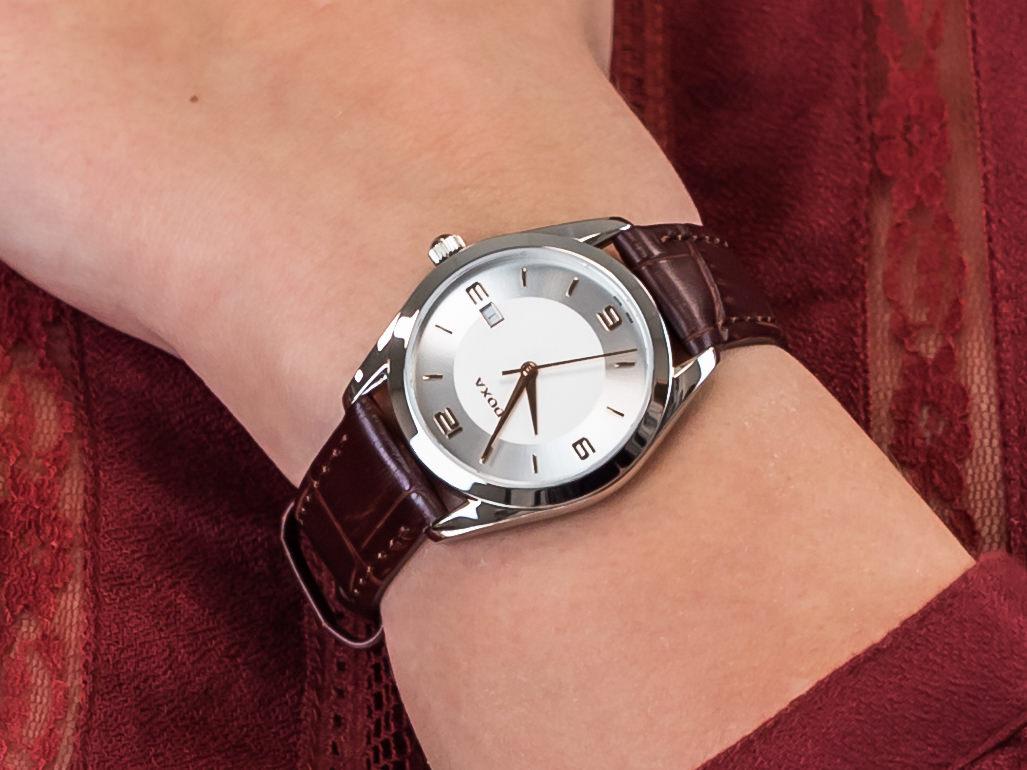 Doxa 121.15.023R.02 zegarek klasyczny Neo