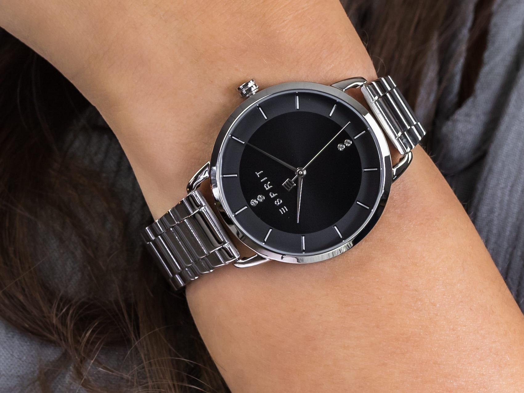 Esprit ES1L215M0075 zegarek klasyczny Damskie