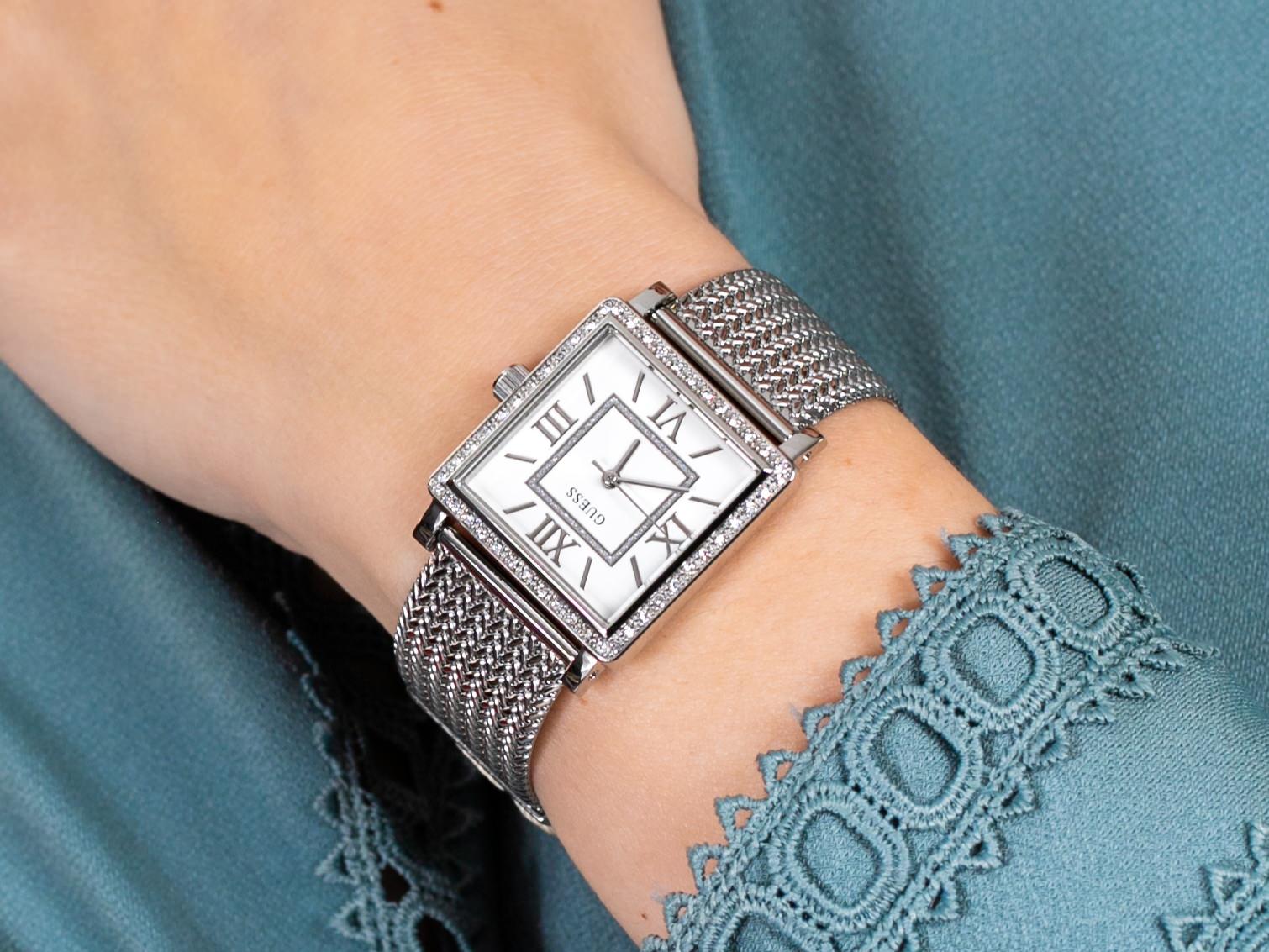 Guess W0826L1 zegarek klasyczny Damskie