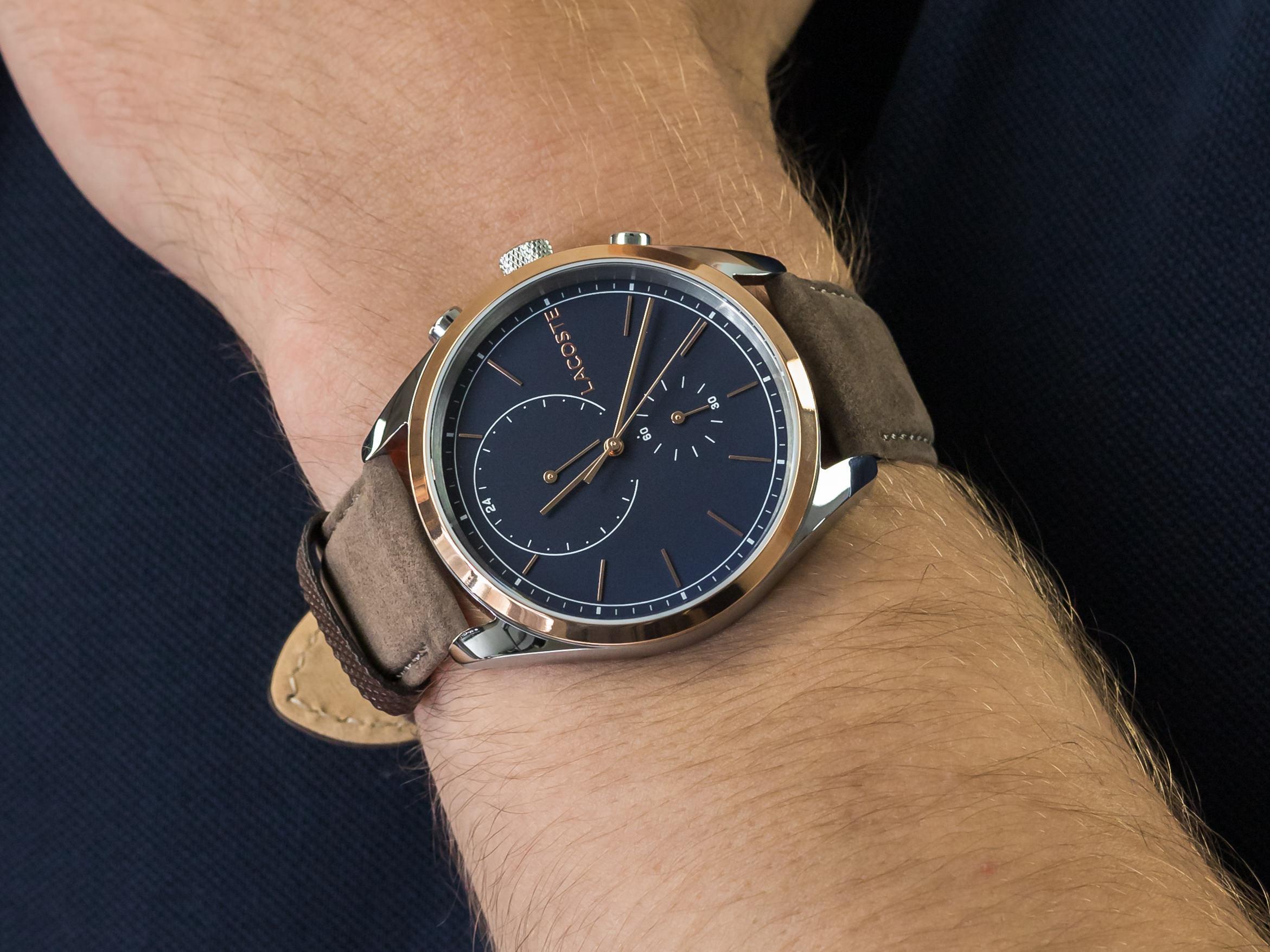 Lacoste 2010917 zegarek klasyczny Męskie