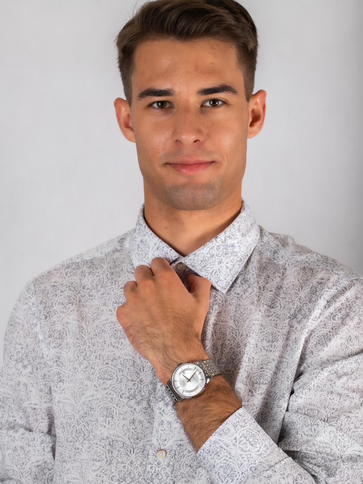 Pierre Ricaud P60029.5113A zegarek męski Automatic