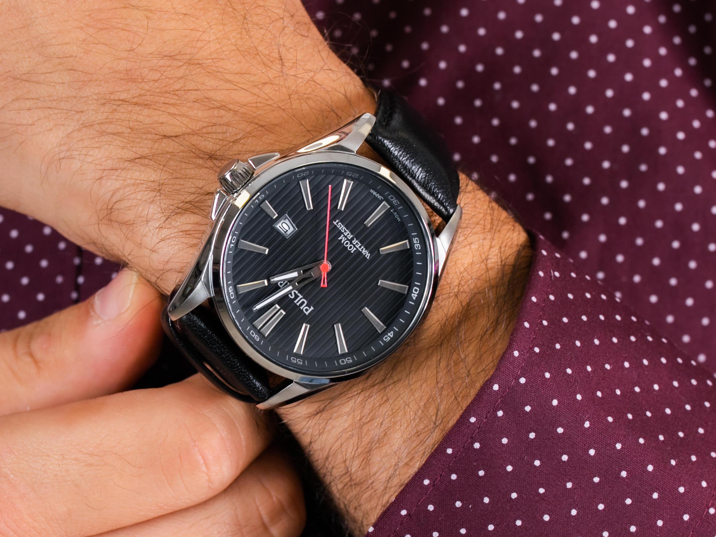 Pulsar PS9609X1 zegarek klasyczny Klasyczne