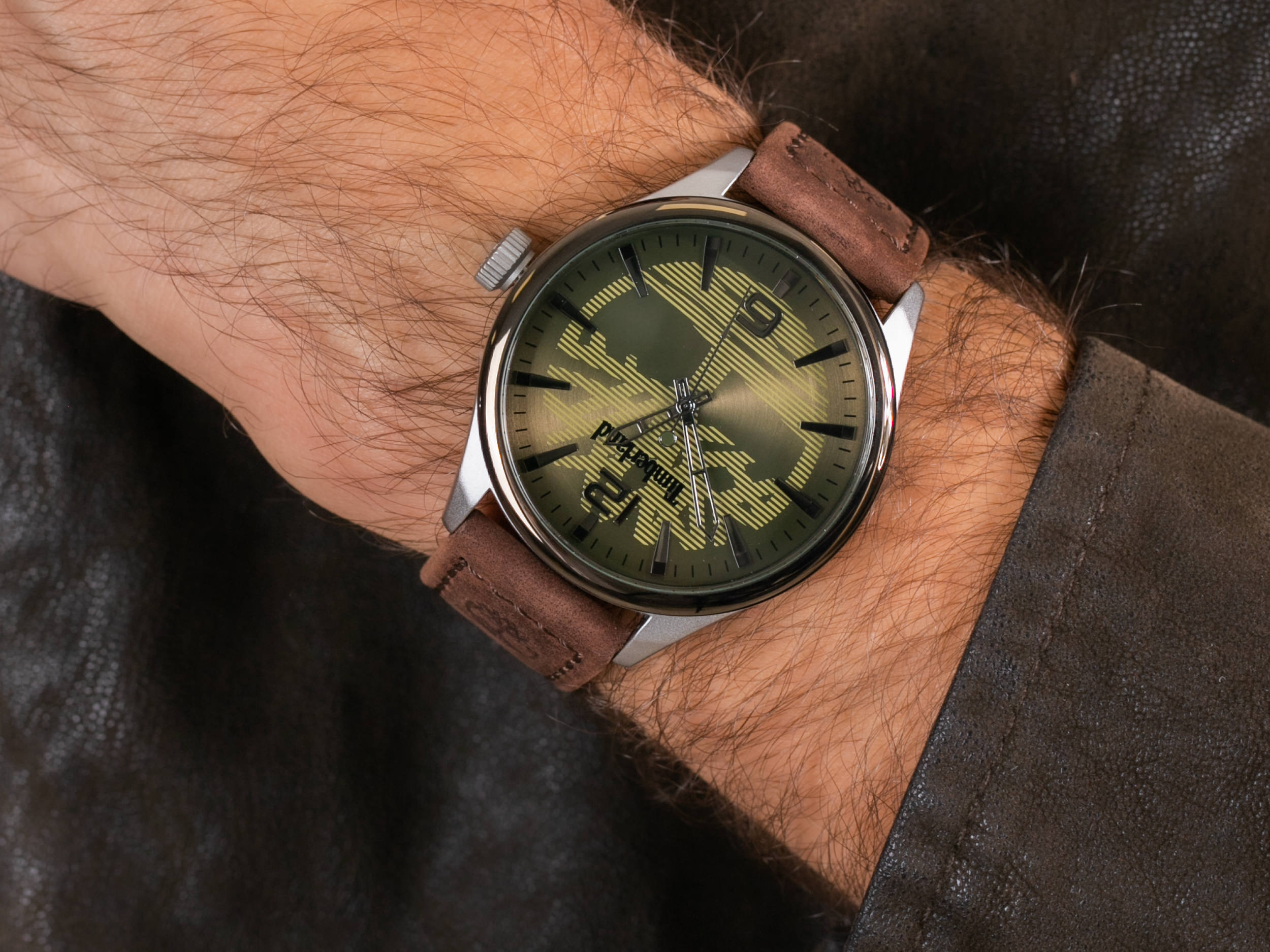 Timberland TBL.15945JYTU-53 ACKLEY zegarek klasyczny Ackley