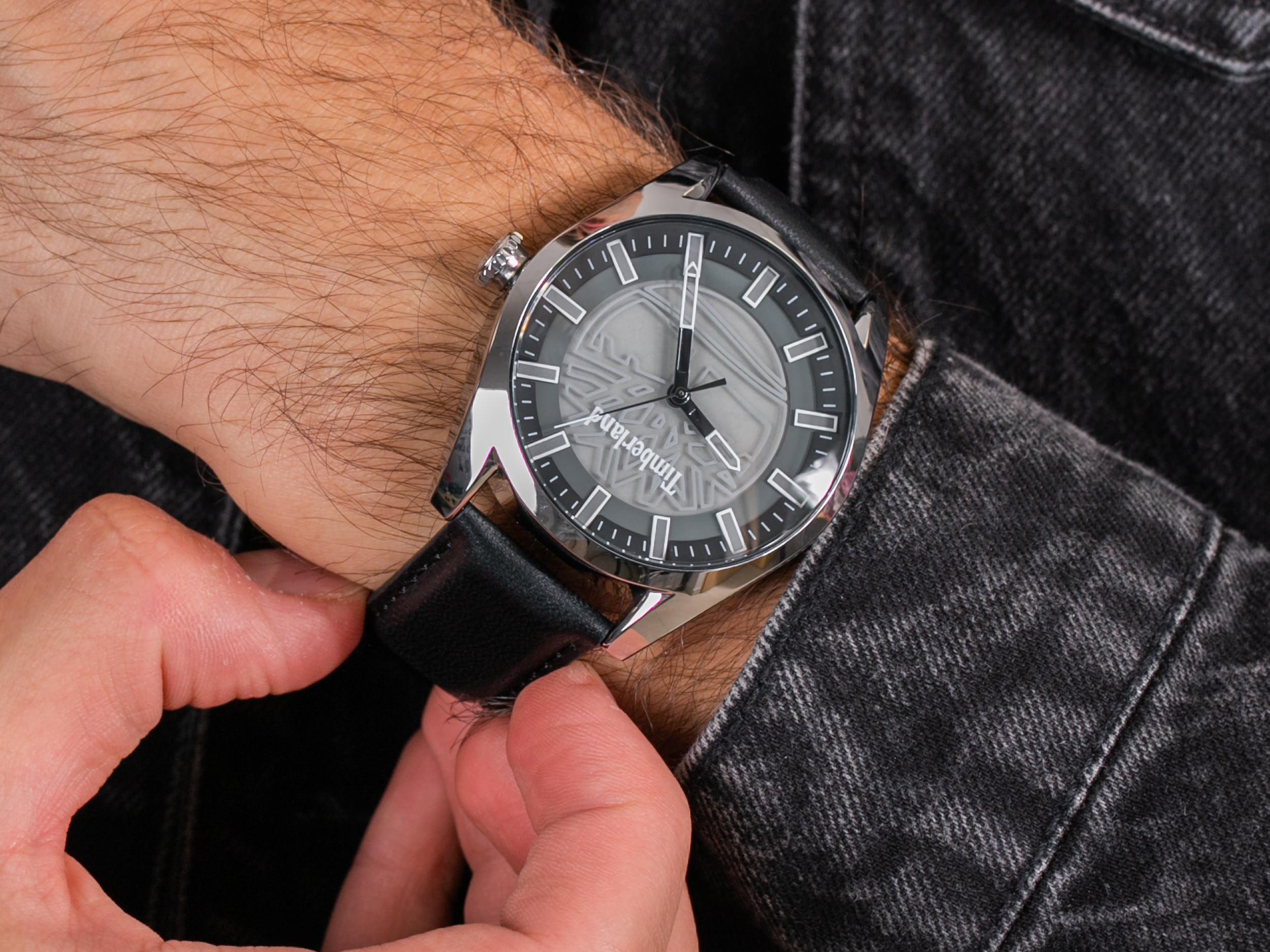 Timberland TBL.16005JYS-13 ASHFIELD zegarek klasyczny Ashfield