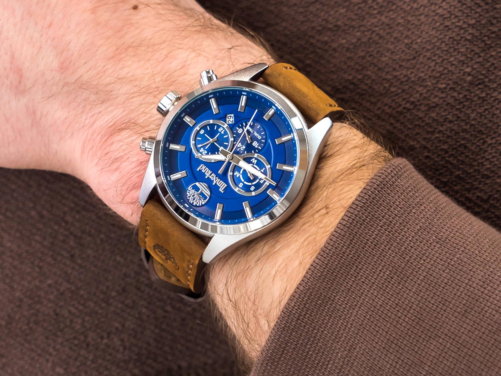 Timberland TBL.16062JYS-03 ASHMONT zegarek klasyczny Ashmont
