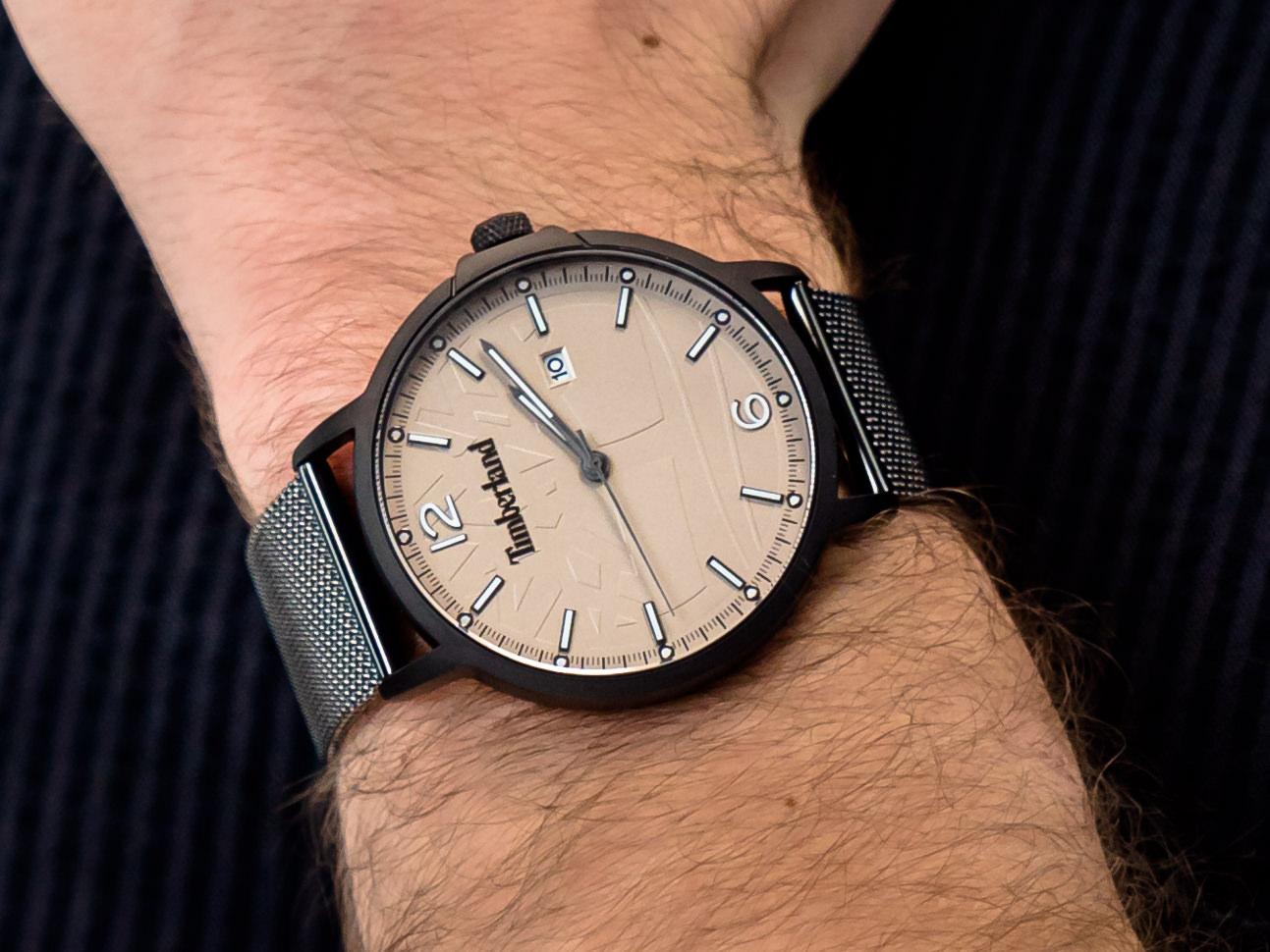 Timberland TBL.15954JYU-79MM COLERIDGE zegarek klasyczny Coleridge