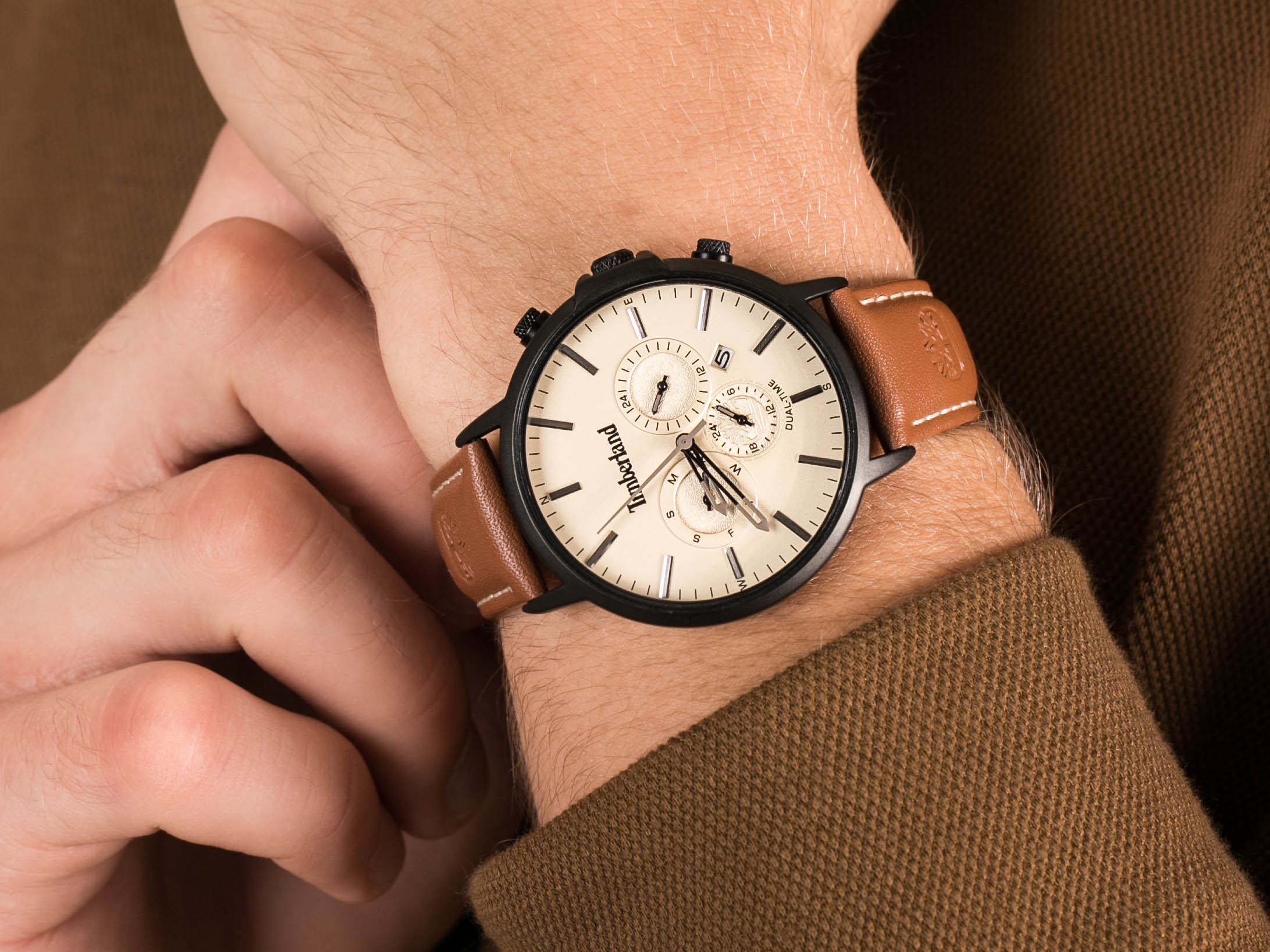 Timberland TBL.15651JYB-01 LANGDON zegarek klasyczny Langdon