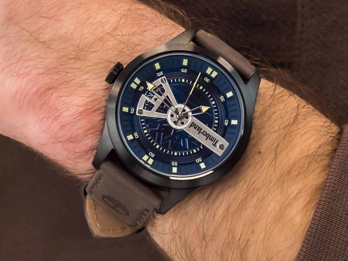 Timberland TBL.15930JSB-03 NORTBRIDGE zegarek klasyczny Nortbridge