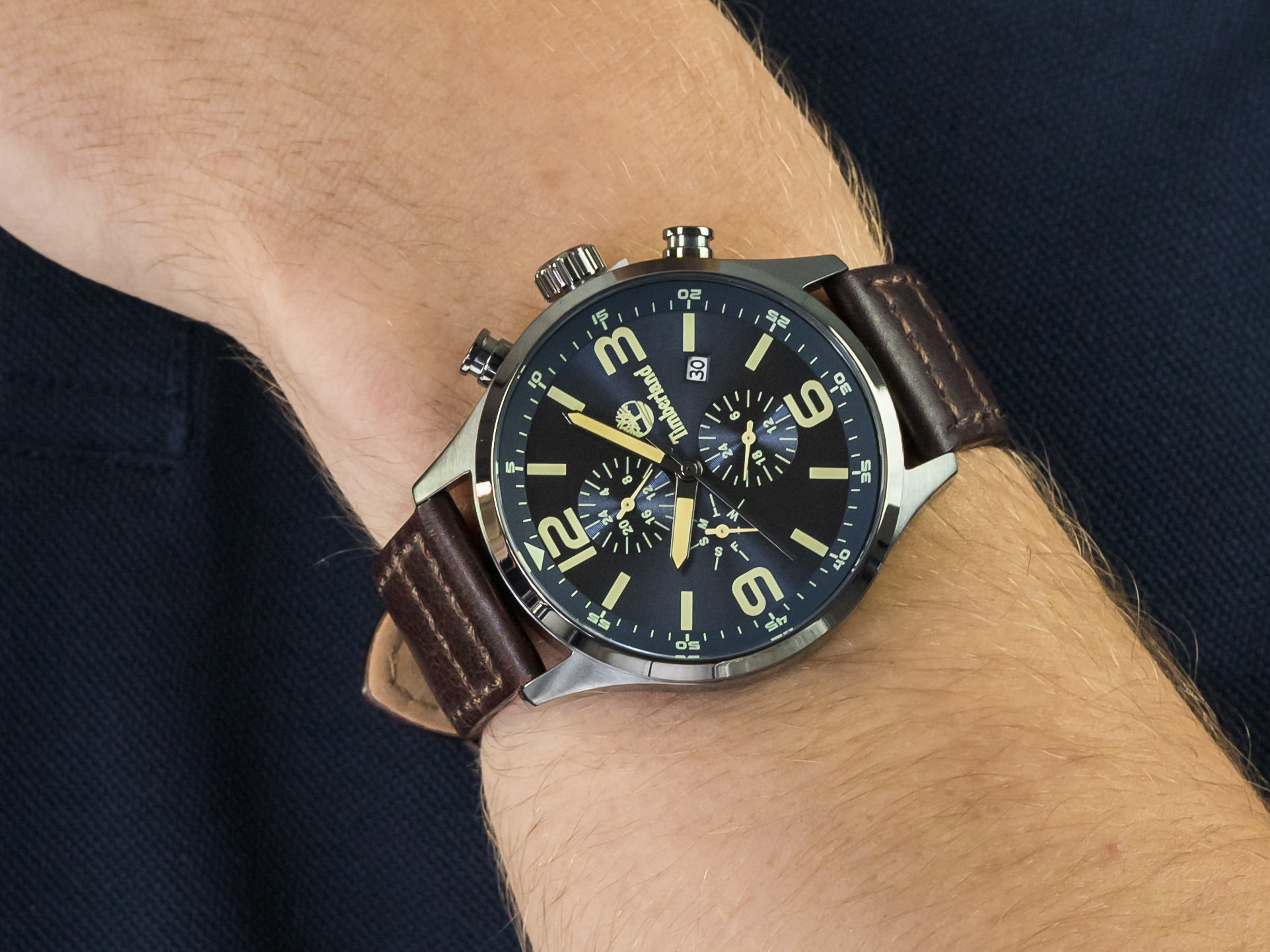 Timberland TBL.15266JSU-03 RUTHERFORD zegarek klasyczny Rutherford