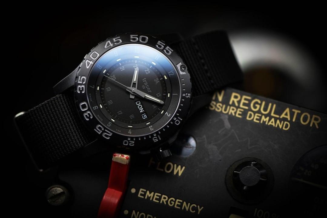 Traser TS-100267 P66 Automatic Pro zegarek klasyczny P66 Tactical Mission