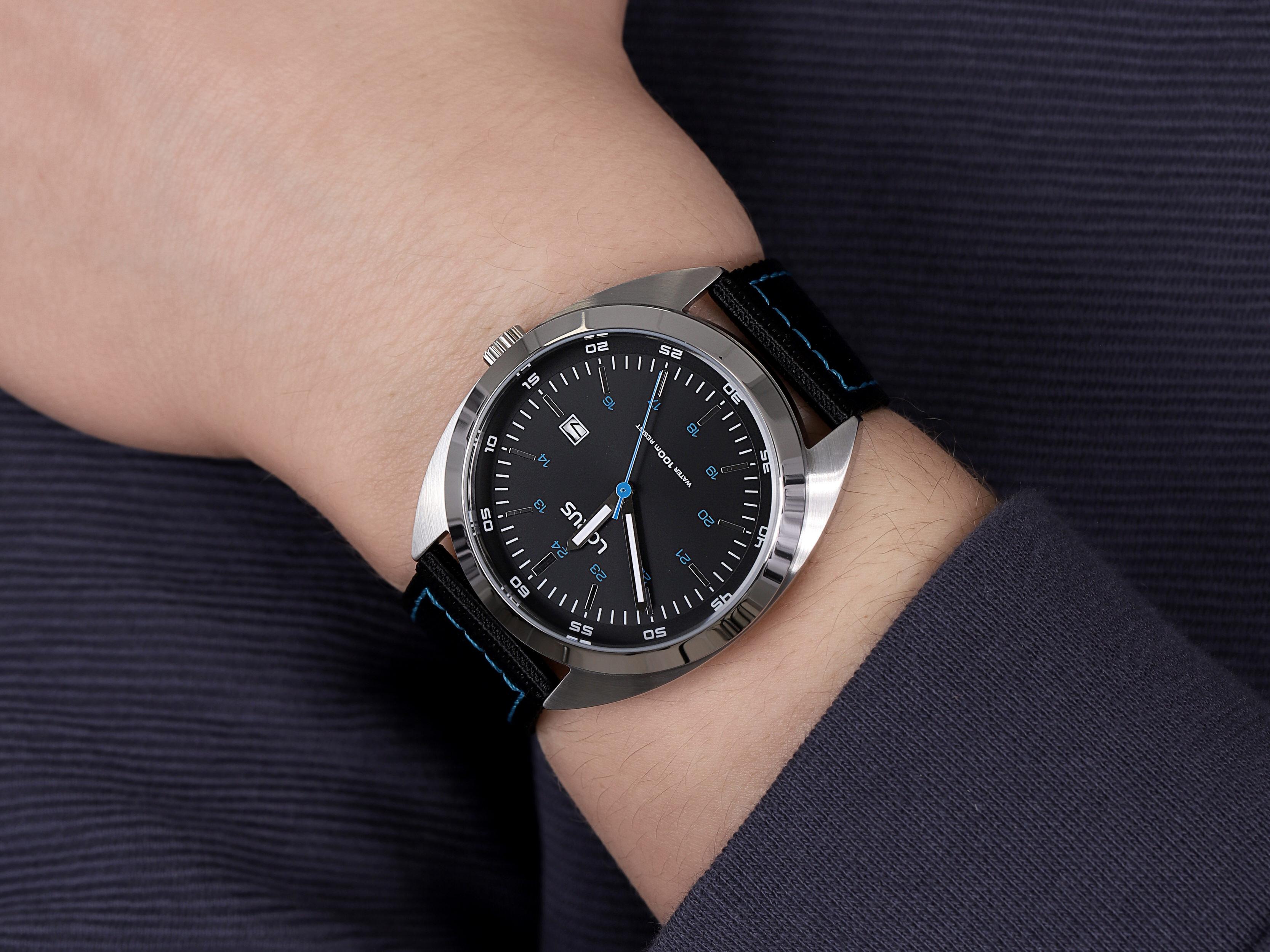 zegarek Lorus RH953KX9 kwarcowy męski Klasyczne