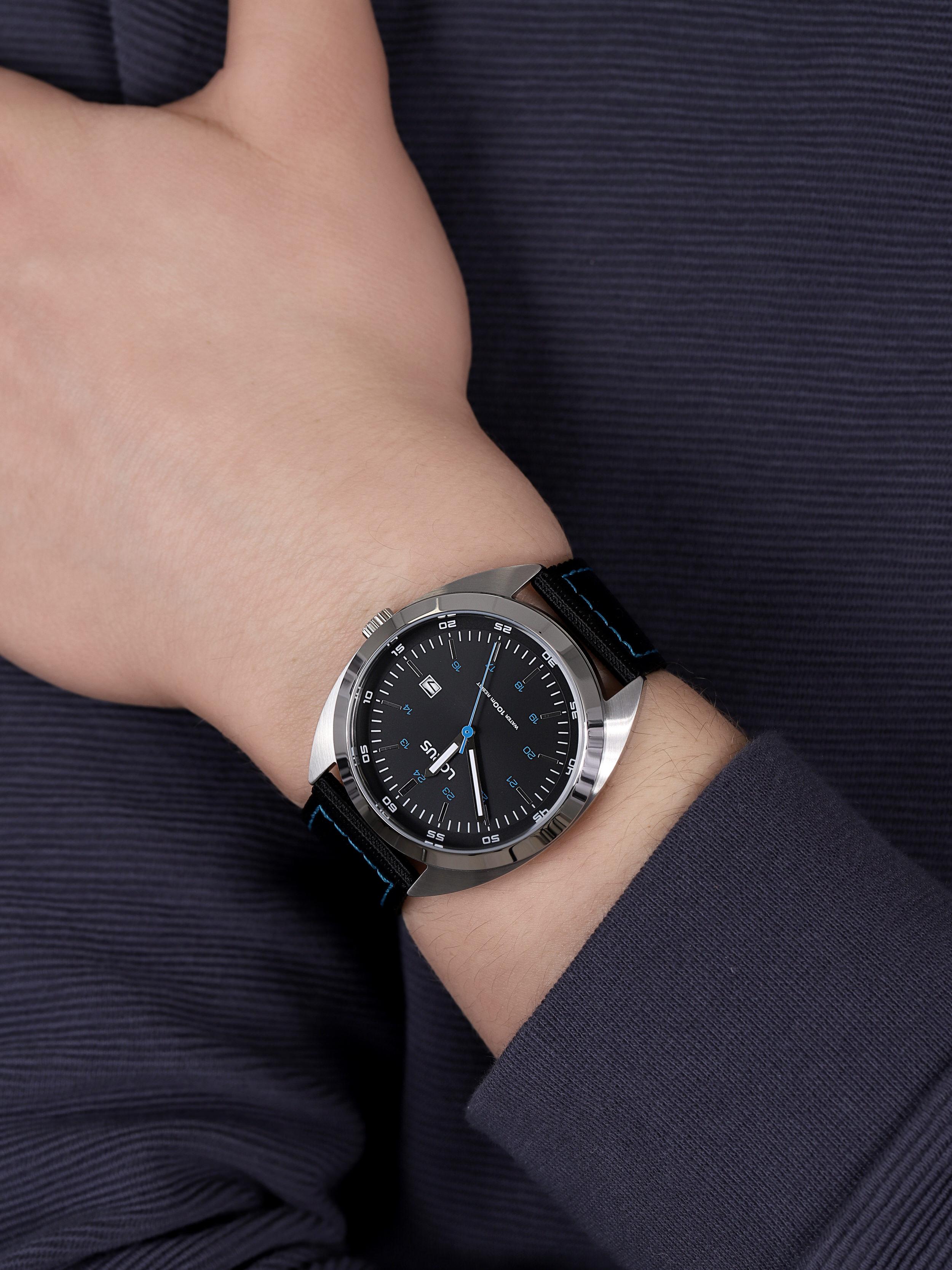 zegarek Lorus RH953KX9 srebrny Klasyczne