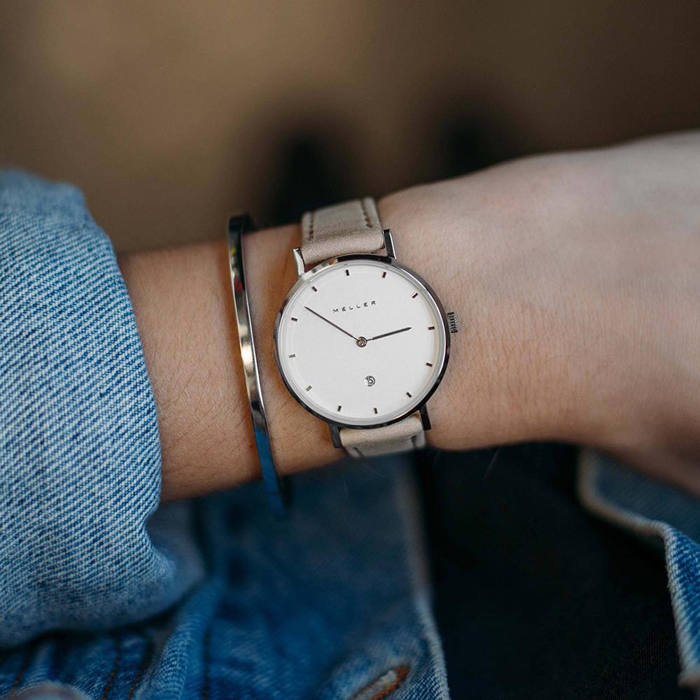 Meller W1B-1SAND Astar Dag Sand zegarek klasyczny Astar