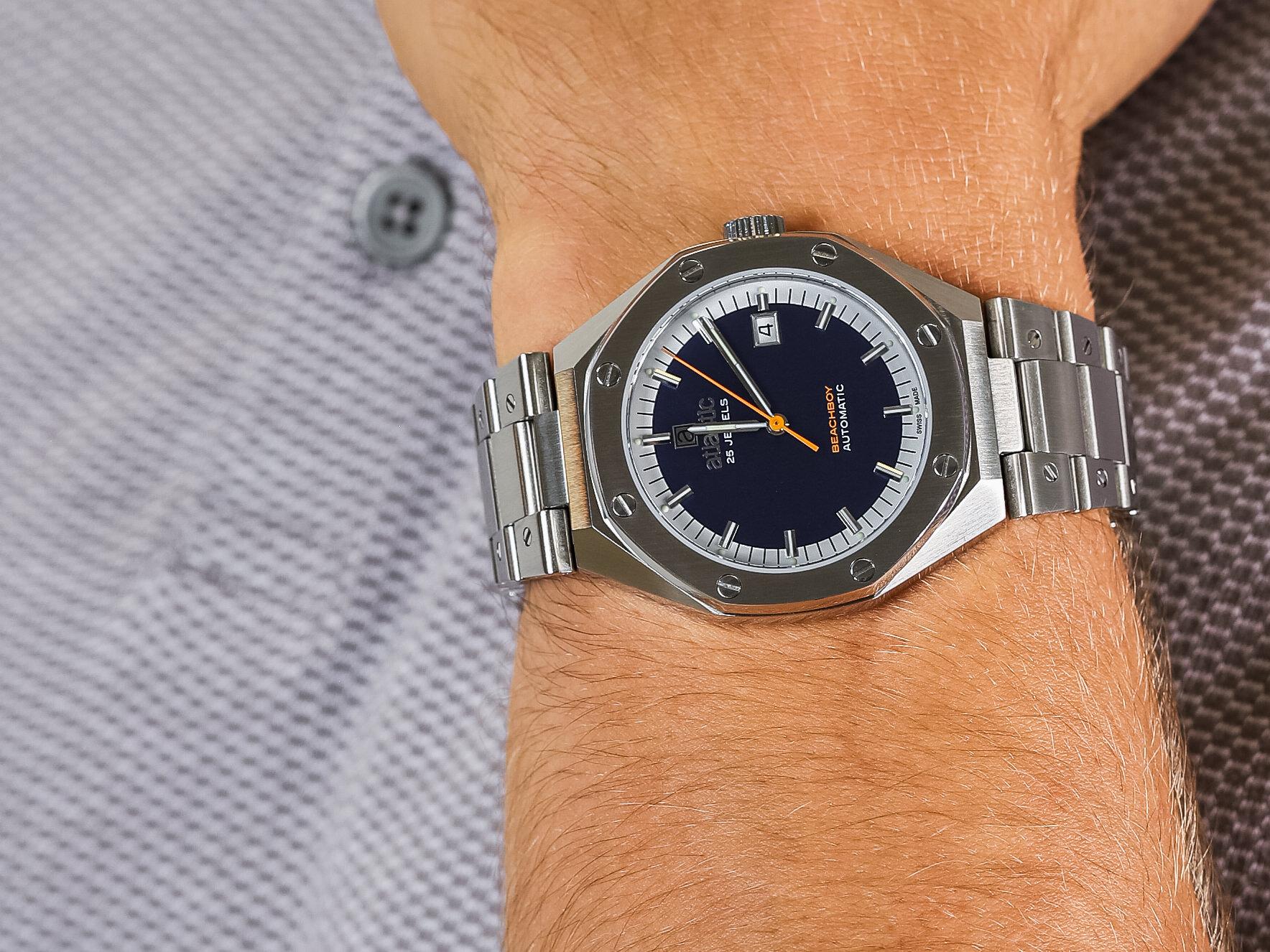 Atlantic 58765.41.51 zegarek klasyczny Beachboy