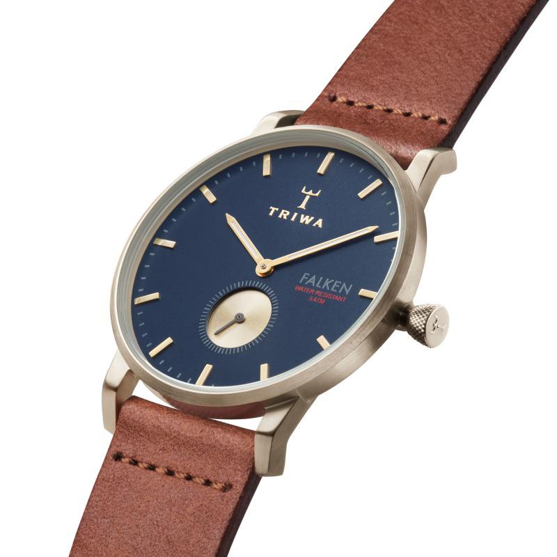 Triwa FAST104-CL010217 LOCH FALKEN zegarek klasyczny Falken