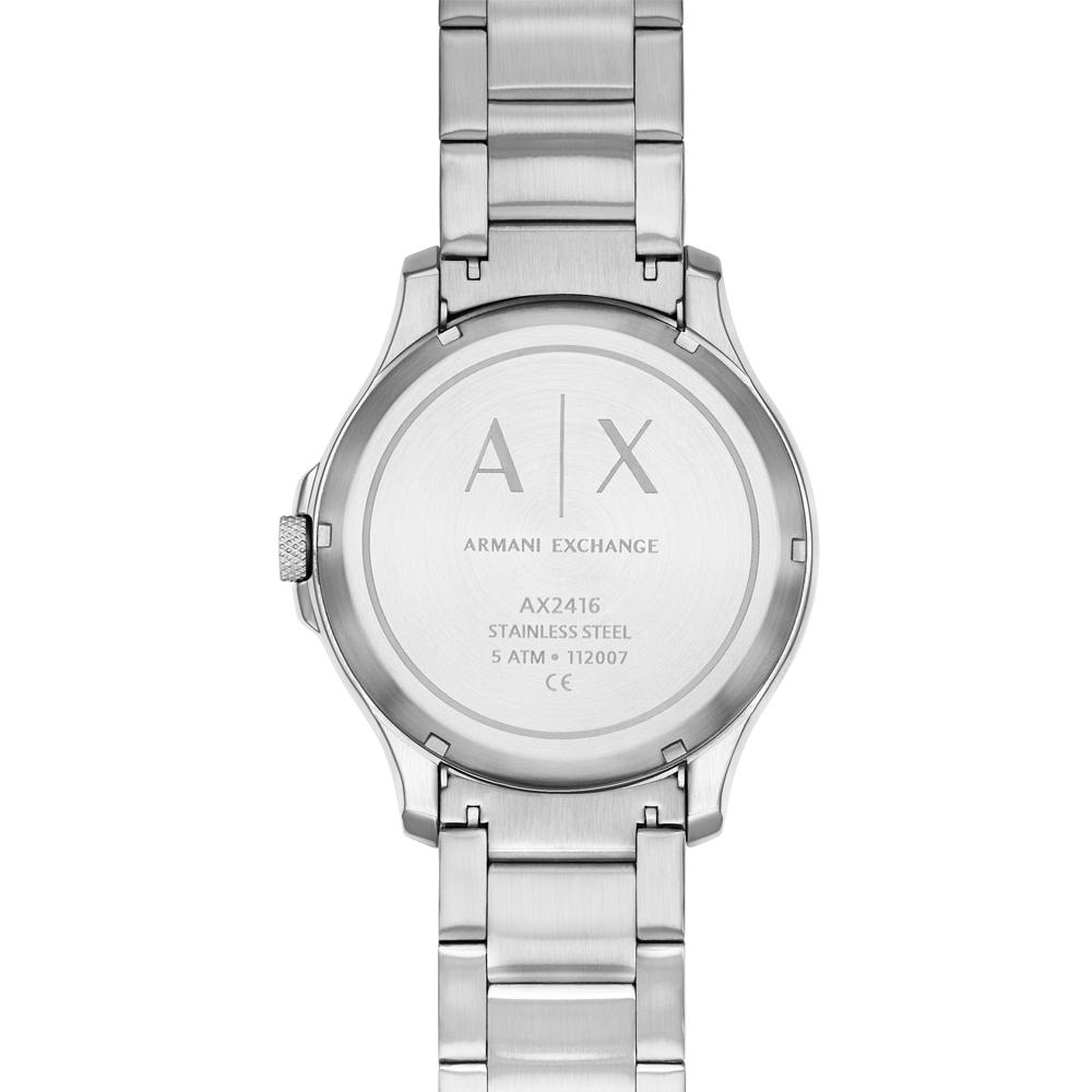 Armani Exchange AX2416 męski zegarek Fashion bransoleta