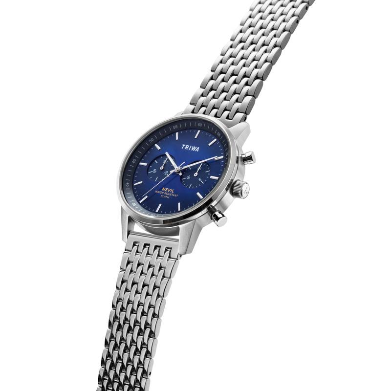 Triwa NEST130-BR021212 NORDIC NEVIL zegarek klasyczny Nevil