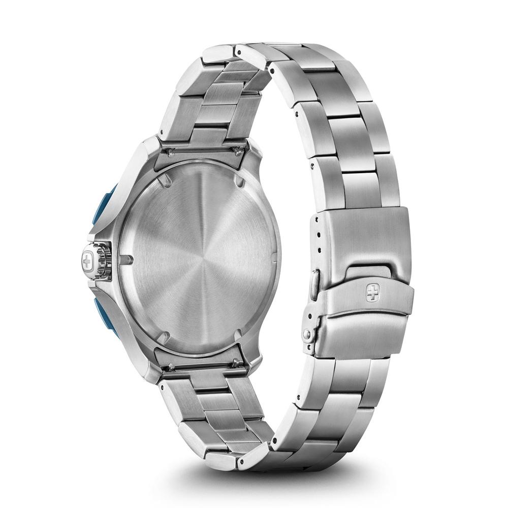 Wenger 01.0641.133 męski zegarek Seaforce bransoleta