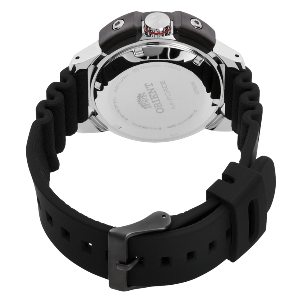 Orient RA-AC0L04L00B zegarek męski Sports