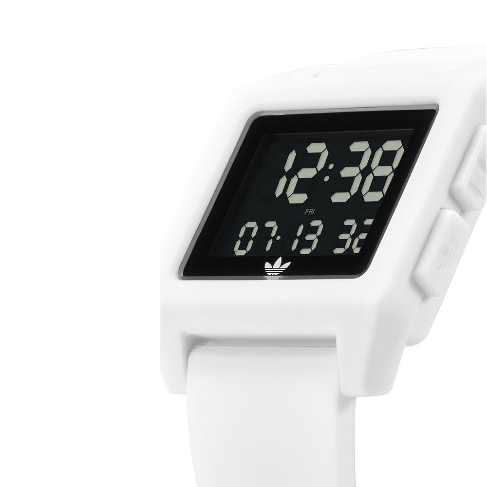 Adidas Z15-100 zegarek biały sportowy Archive SP1 pasek