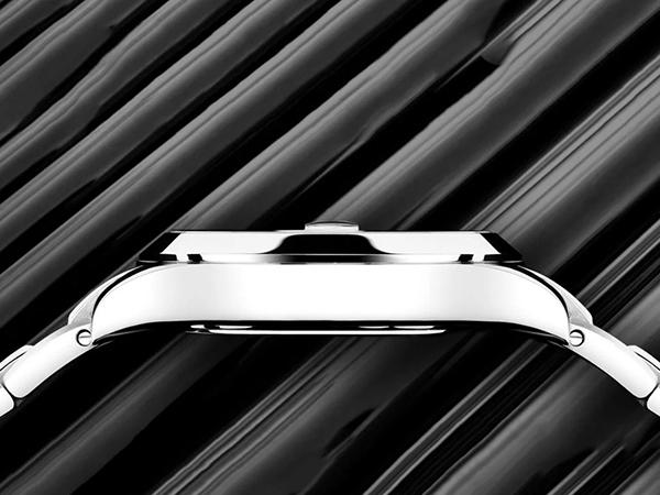 Ball NM9126C-S14J-BK zegarek srebrny klasyczny Engineer III bransoleta