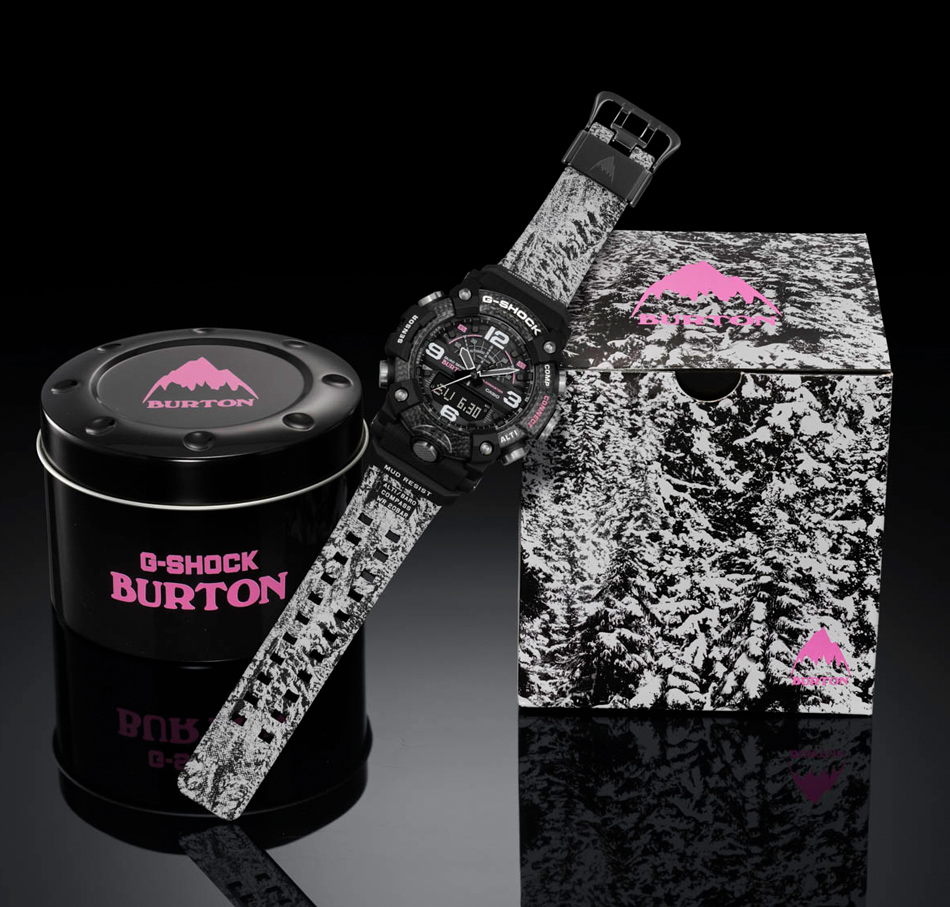 G-Shock GG-B100BTN-1AER smartwatch męski sportowy G-SHOCK Master of G pasek