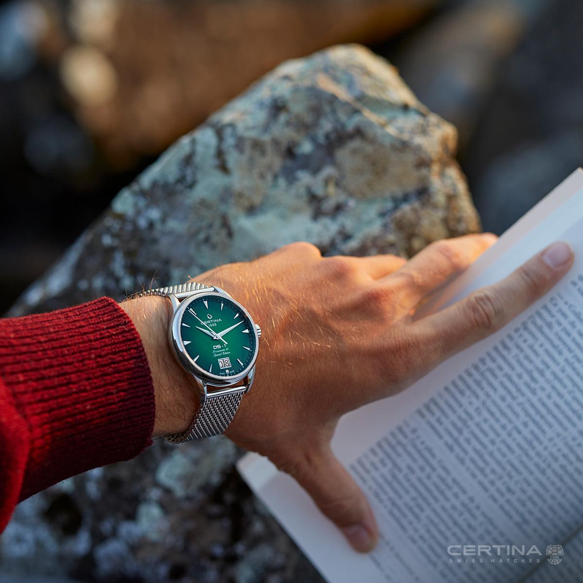 zegarek Certina C029.426.11.091.60 srebrny DS-1